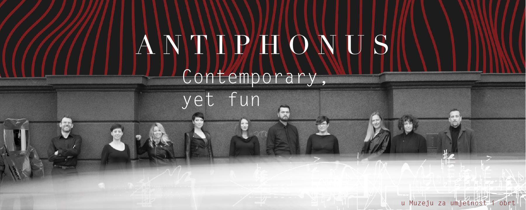 ANSAMBL ANTPHONUS Mađarski rock, madrigal, parlando burleske i gosti iznenađenja
