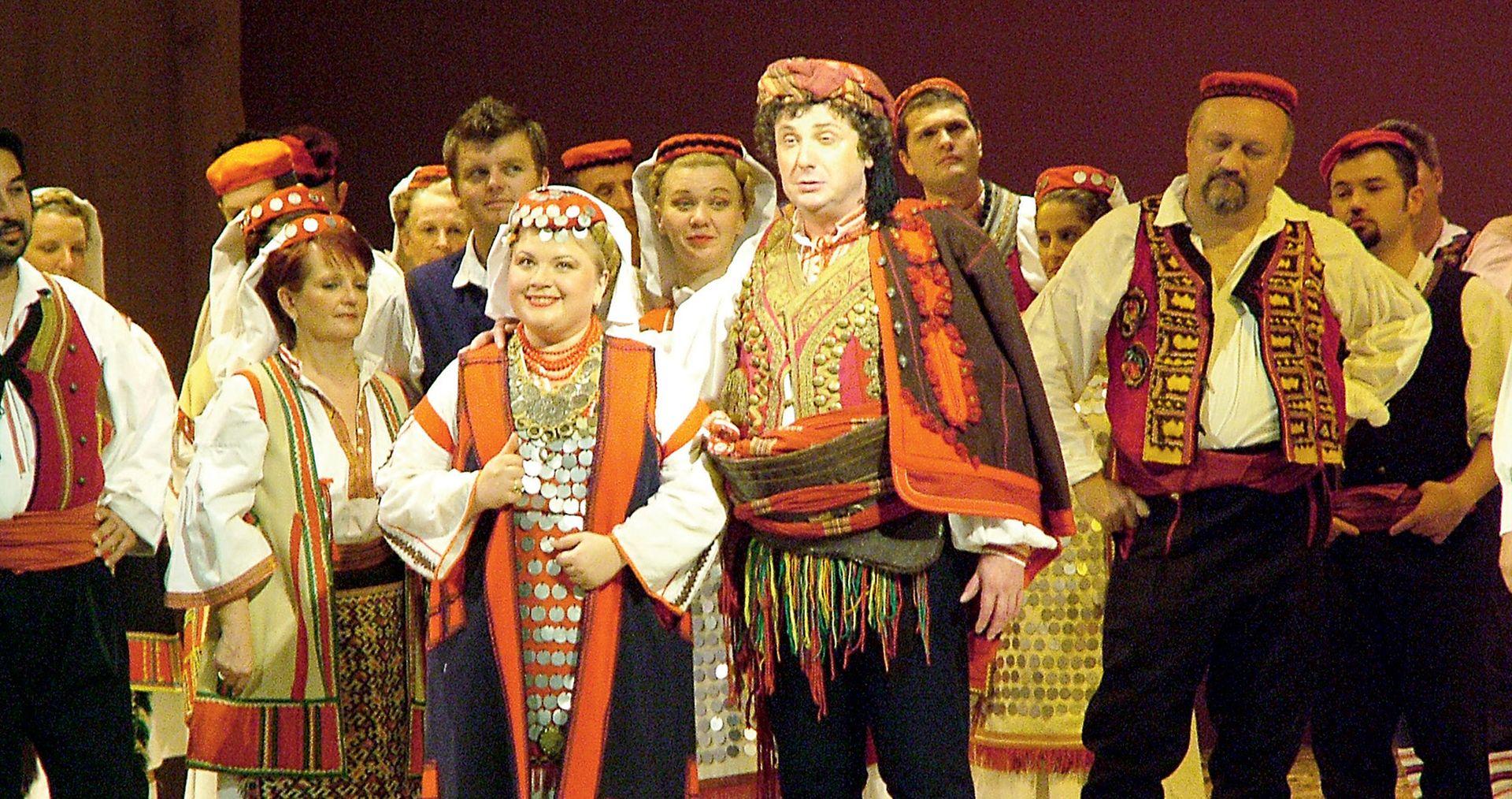 Hrvatski kazališni rekorderi po broju izvedaba