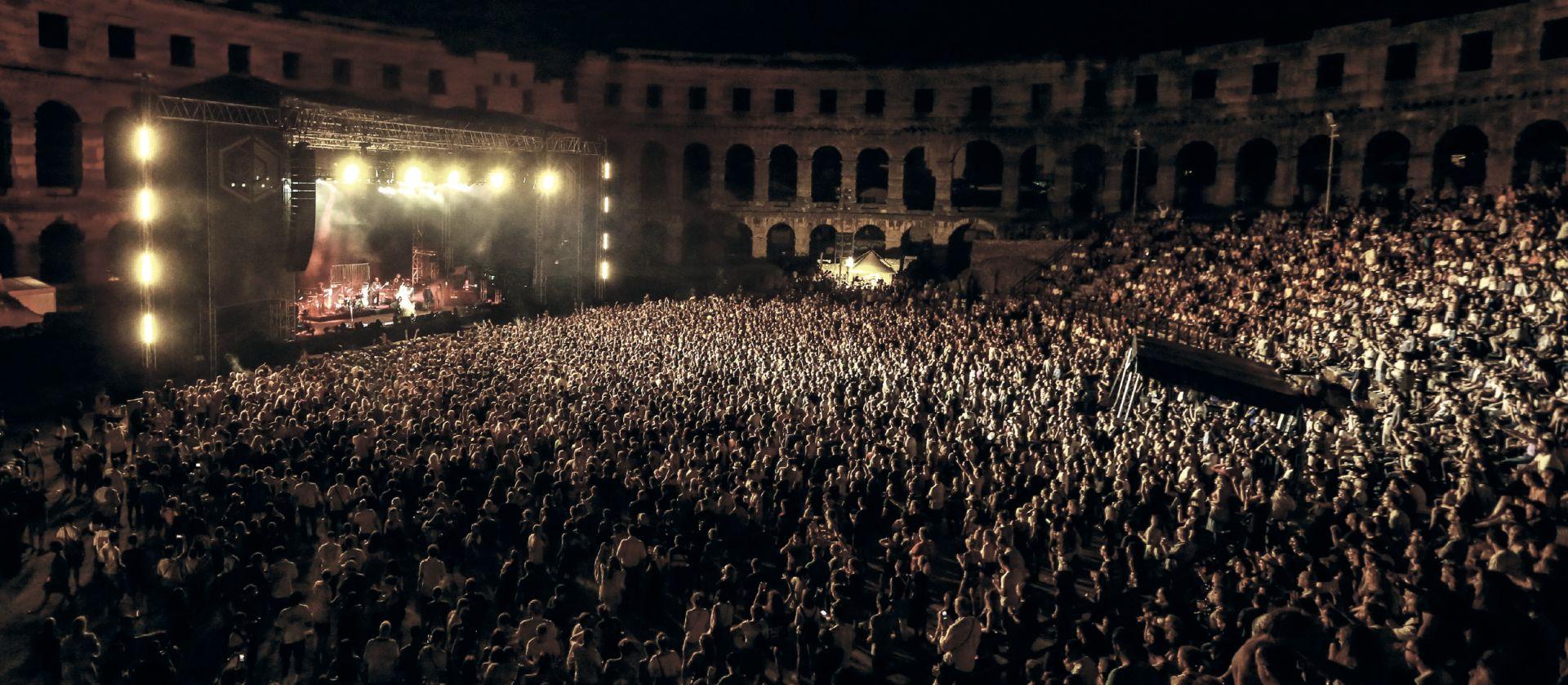 Kako je Hrvatska postala destinacija za vrhunske koncerte