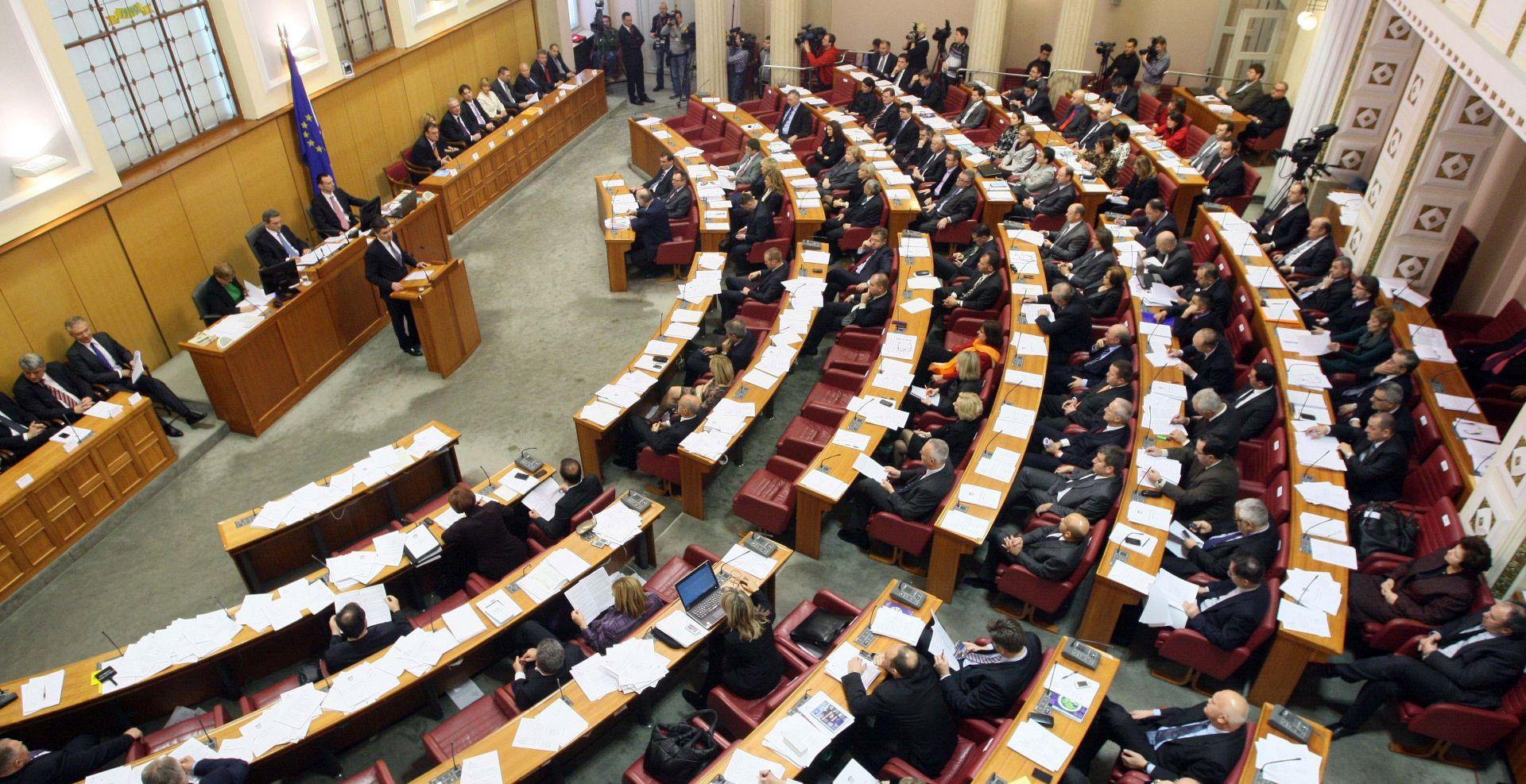 SABOR 'Hrvatska je jučer ponižena'