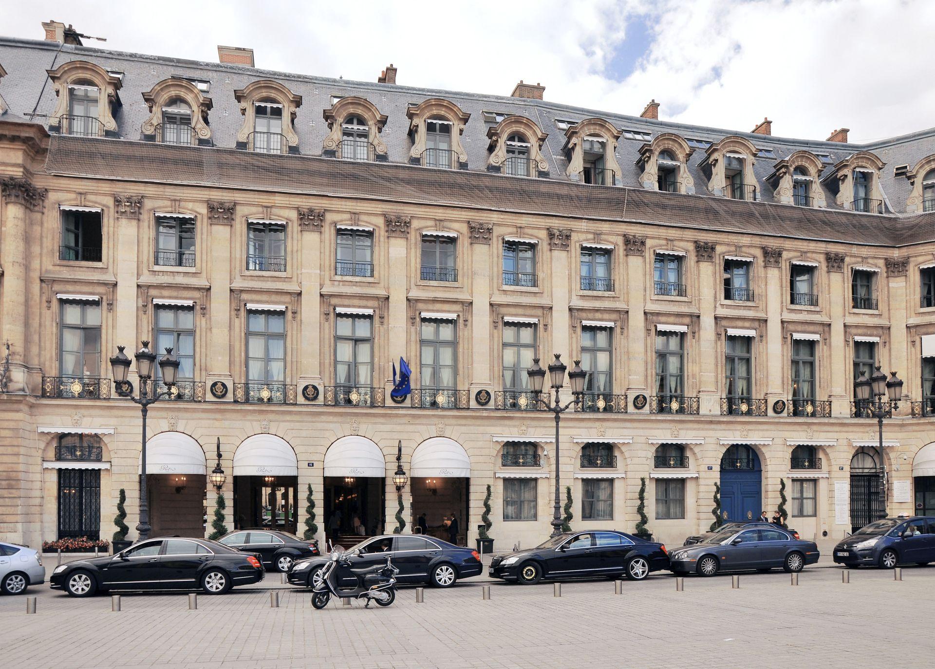 FILMSKA PRIČA Pronađeni pljačkaši iz pariškog Ritza