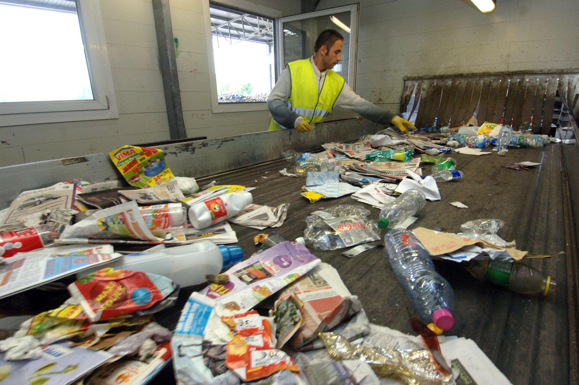 EK do 2030. želi reciklirati svu plastičnu ambalažu