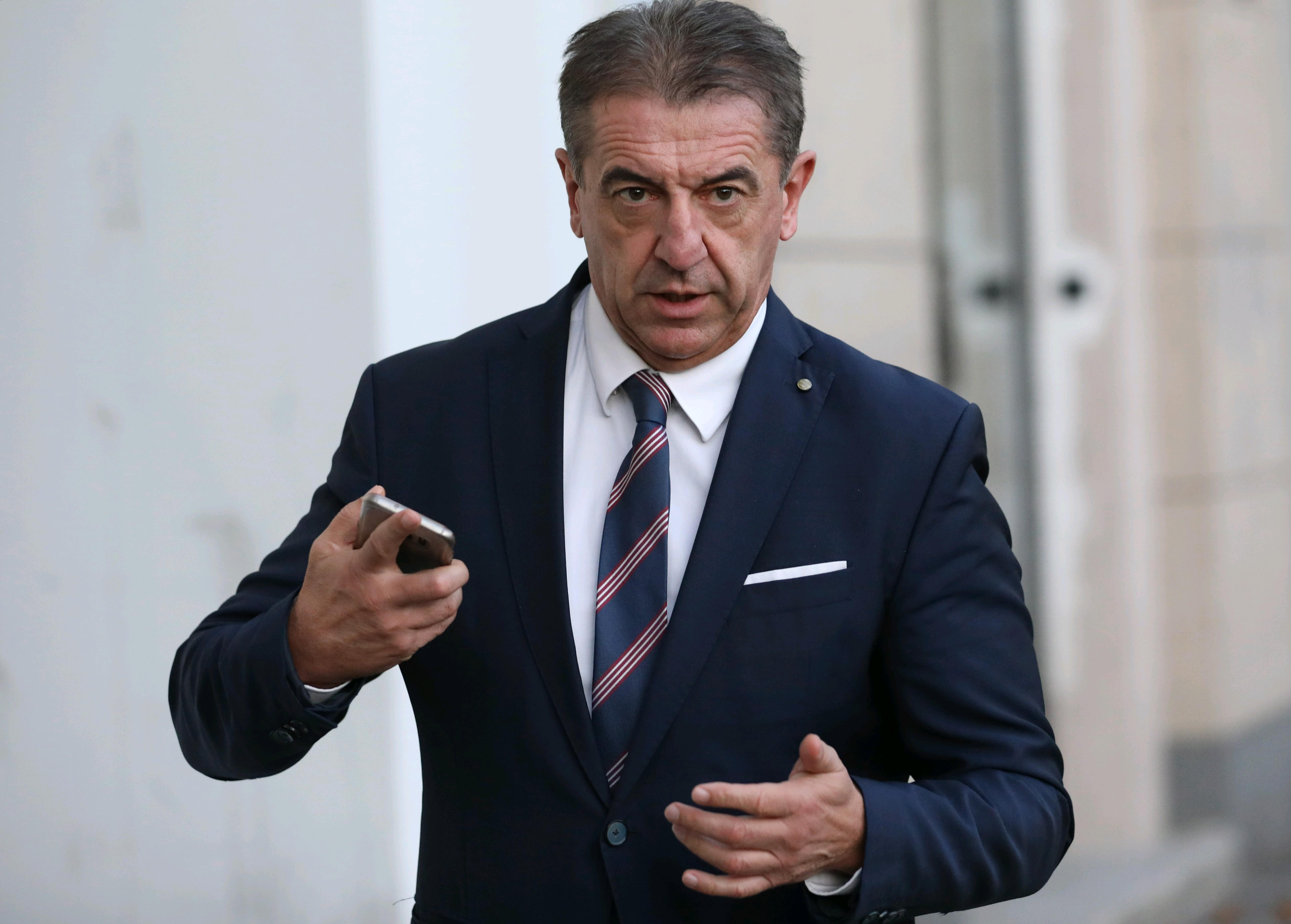 Milinović: Prihvatit ću svaku odluku Predsjedništva