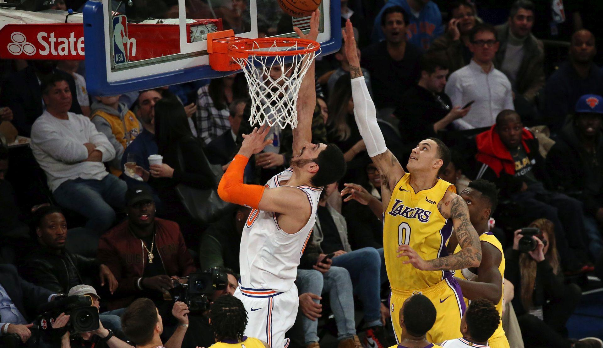 NBA Porazi Orlanda i Lakersa