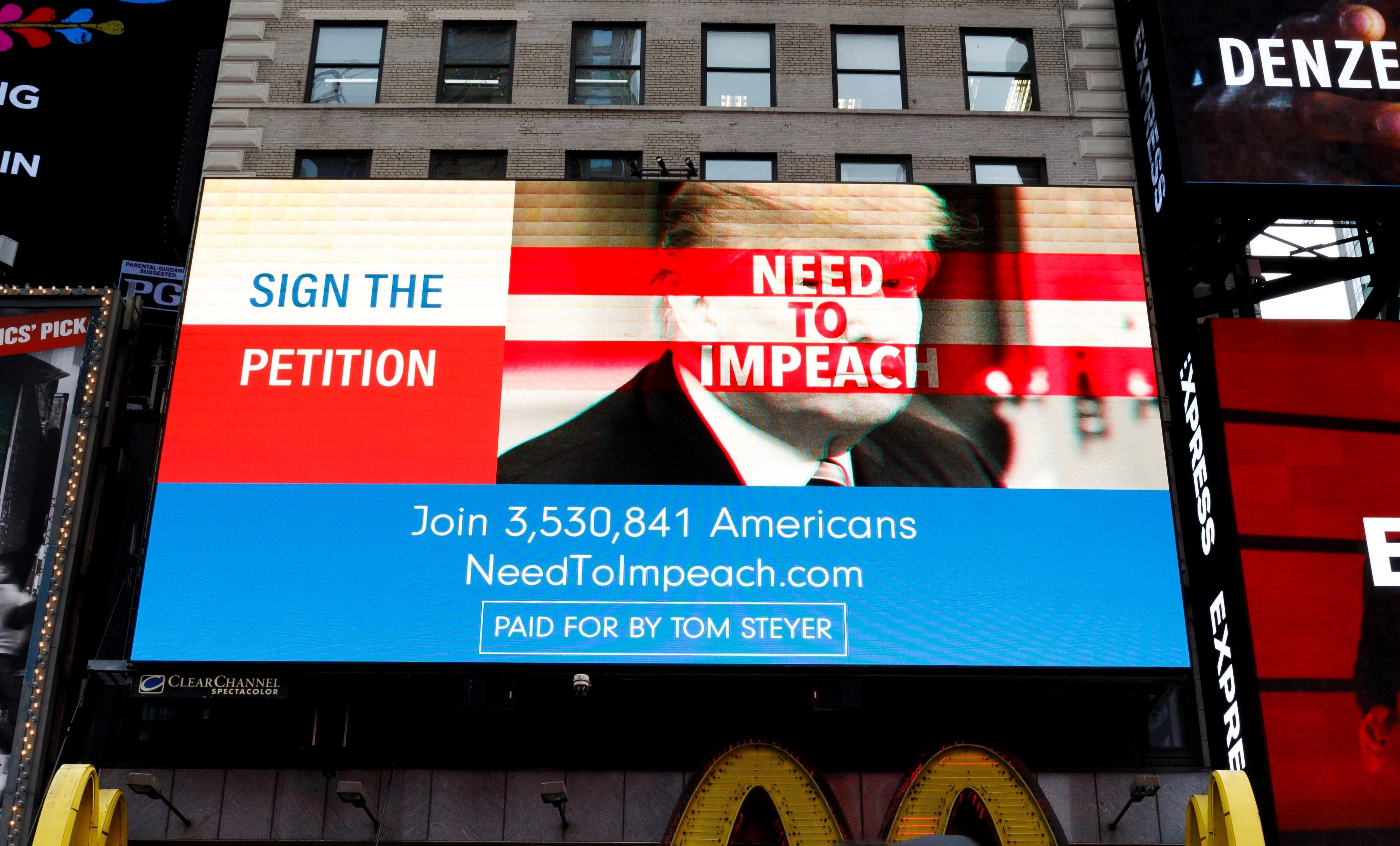 Demokrat ulaže 30 milijuna dolara da bi smijenio Trumpa