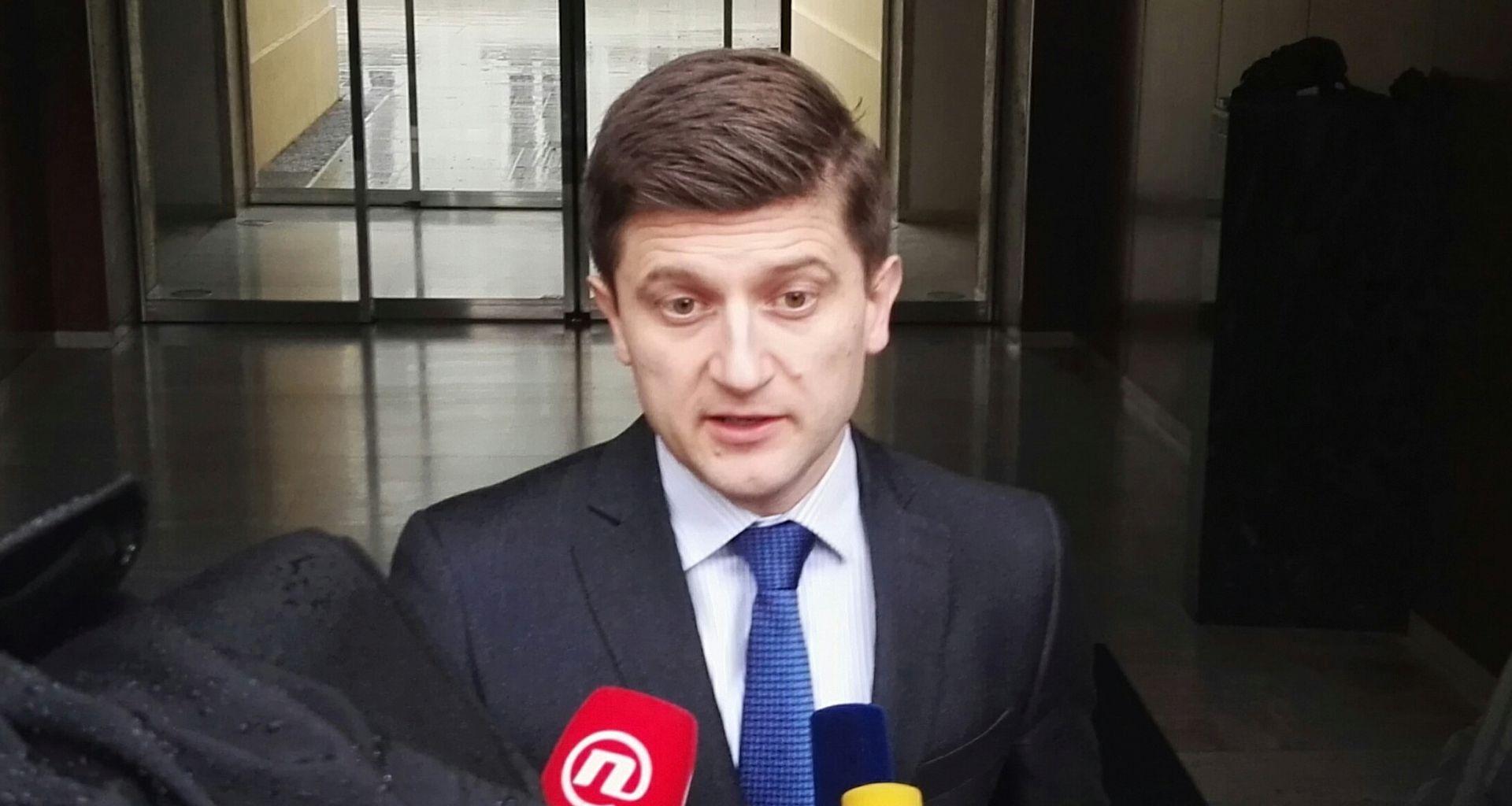 """""""Hrvatska u ovom trenutku ima stopu gospodarskog rasta od oko tri posto"""""""