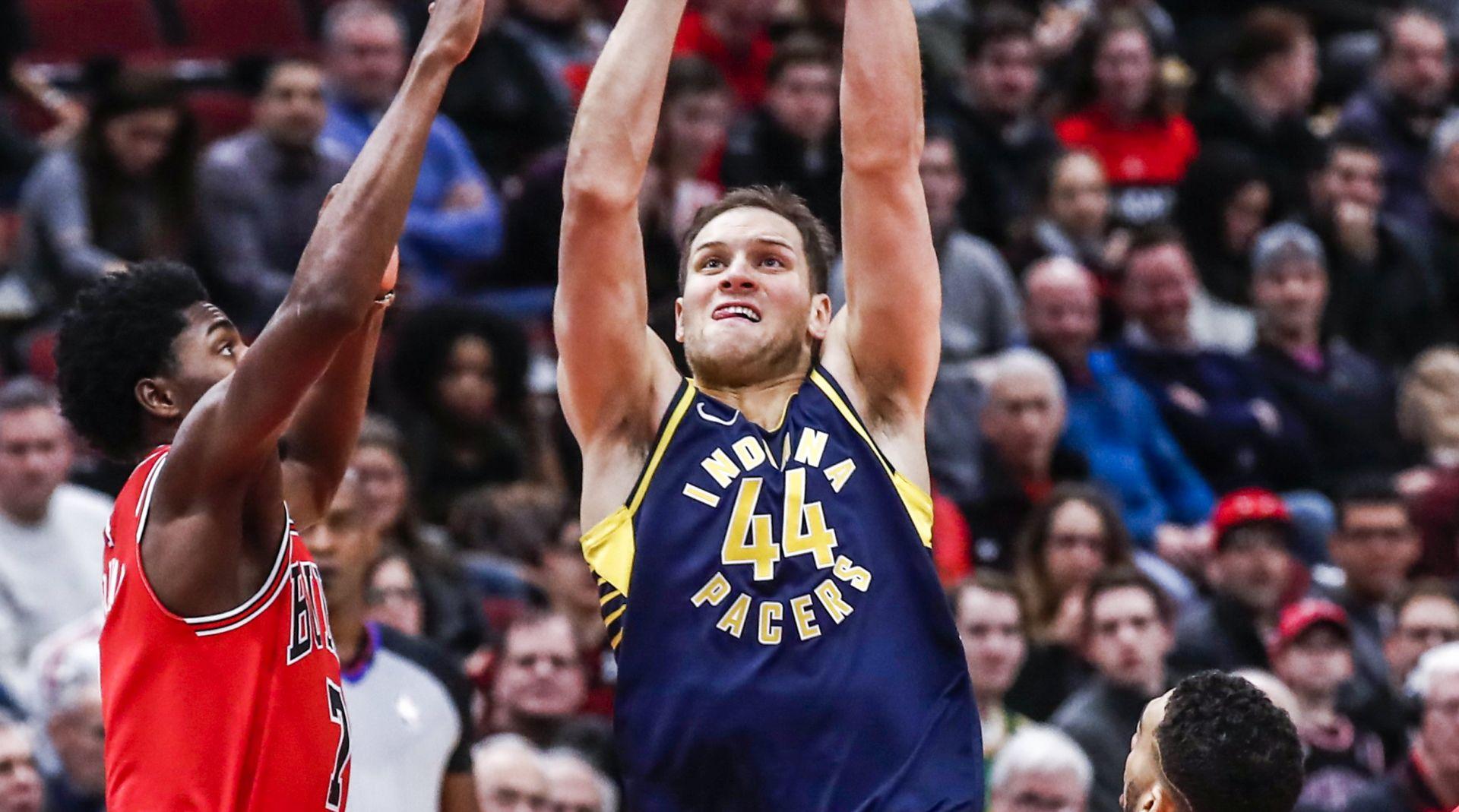 NBA Bojan Bogdanović ubacio 26 koševa u porazu Indiane