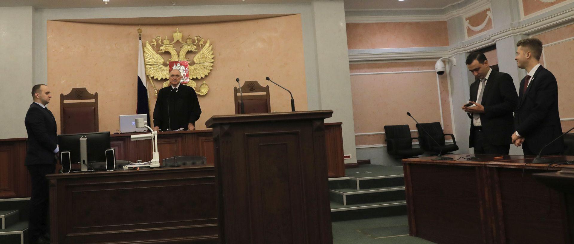 Navaljni pred ECHR-om protiv ruske države