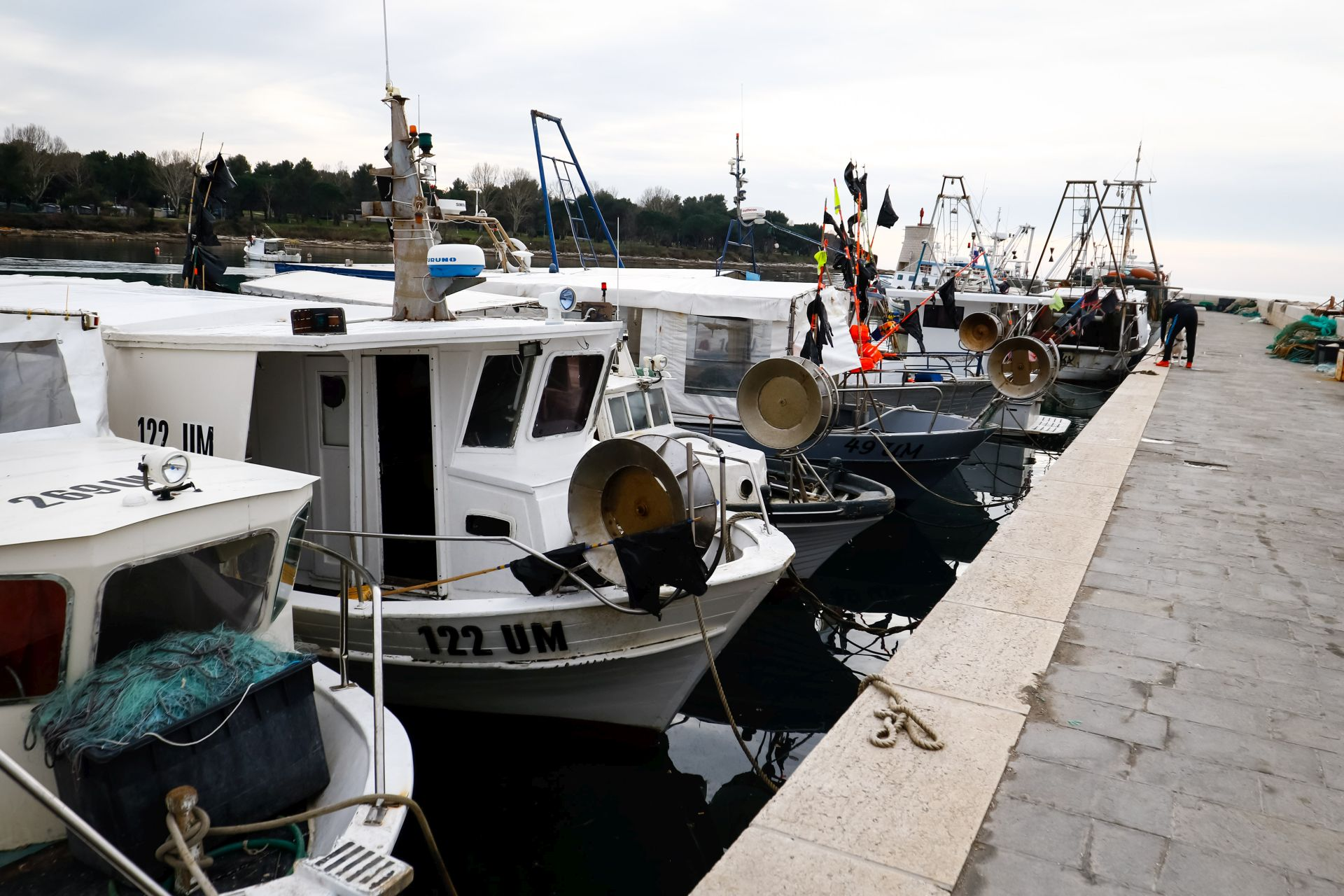Hrvatska će na slovenske kazne ribarima odgovoriti istom mjerom