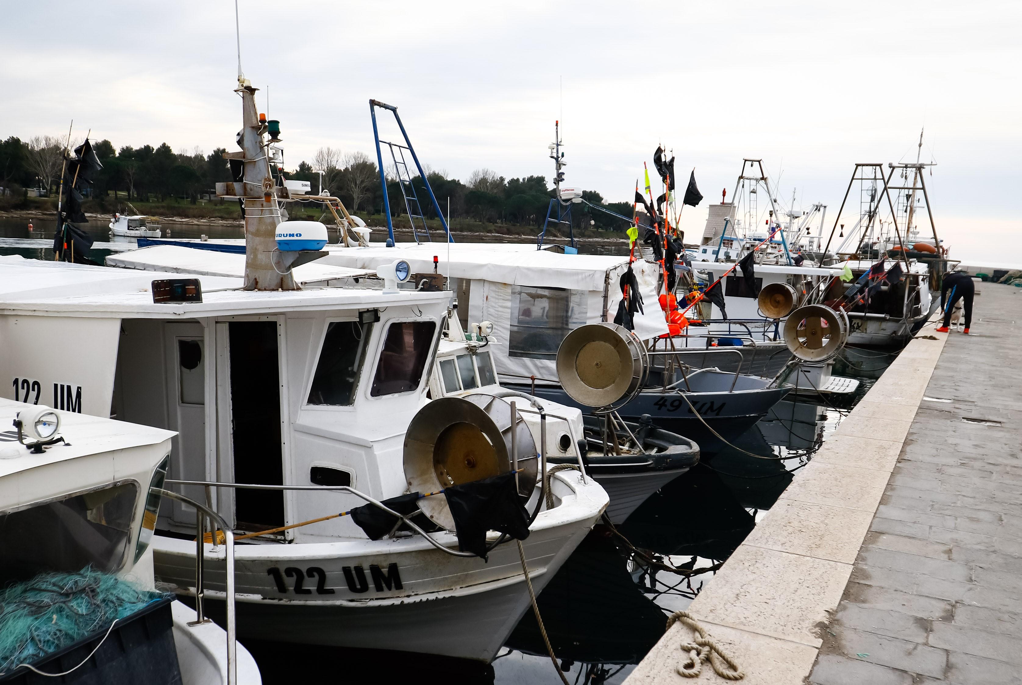 Ribari dobili garancije Vlade da će biti zaštićeni