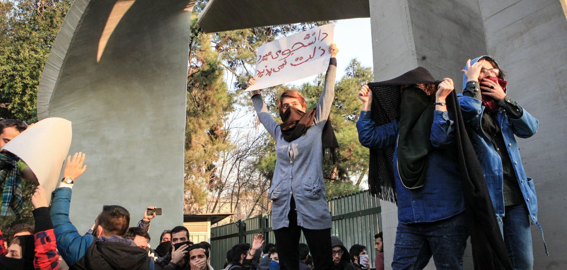 U Iranu ubijeno još dvoje prosvjednika