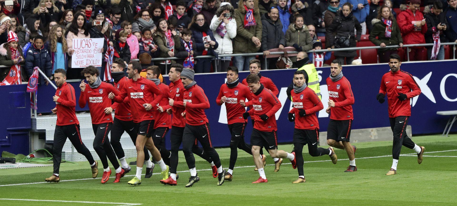 Atletico Madrid – Athletic Bilbao 2-0