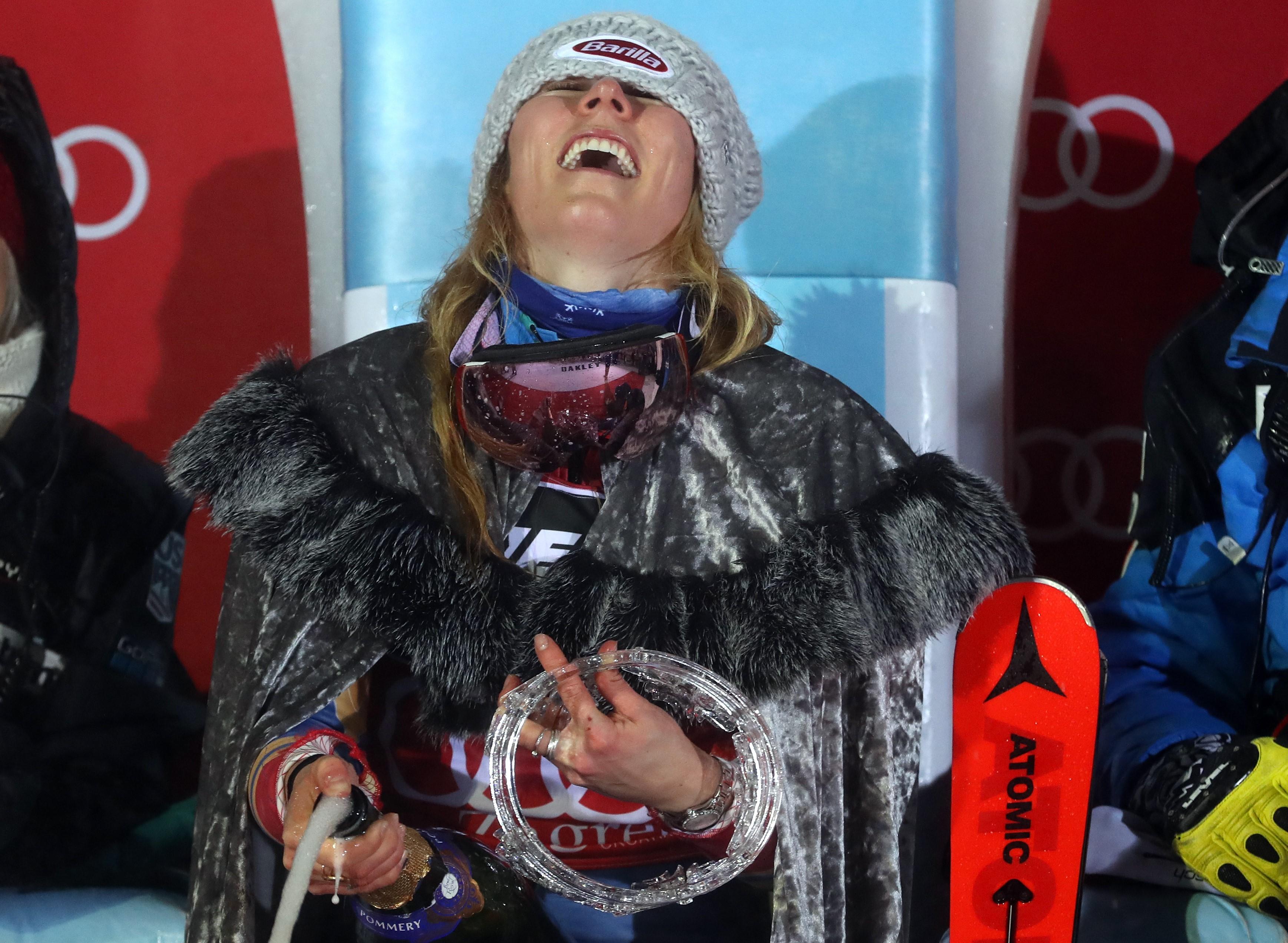 Shiffrin ostvarila sedmu slalomsku pobjedu u sezoni