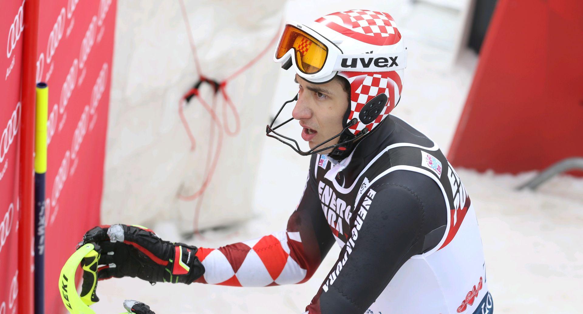 VIDOVIĆ 'Skijao sam dobro, ali ja želim još bolje'