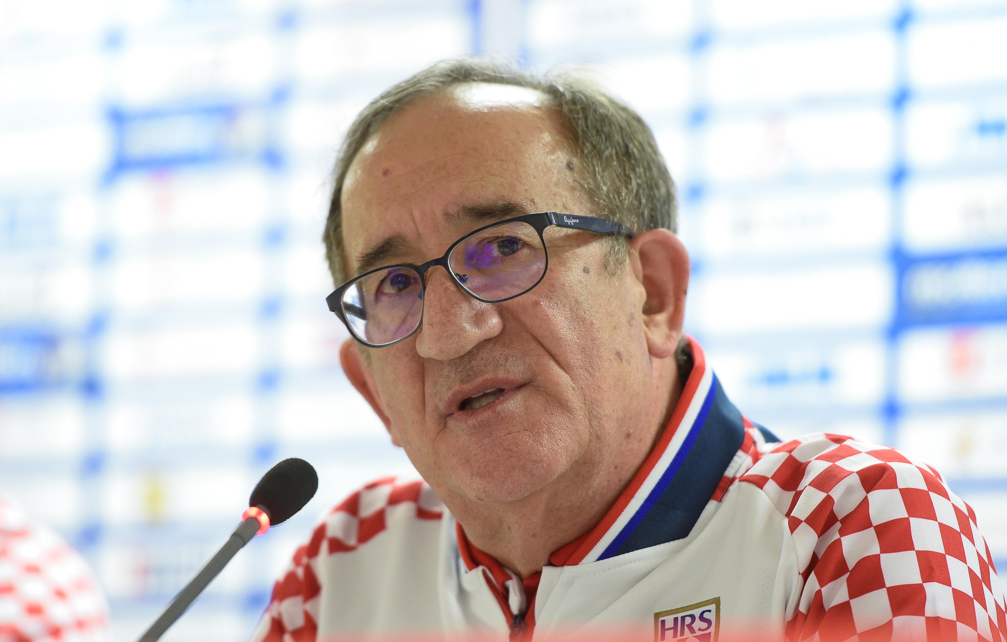 Červar objavio konačan popis za prvi krug EURO-a
