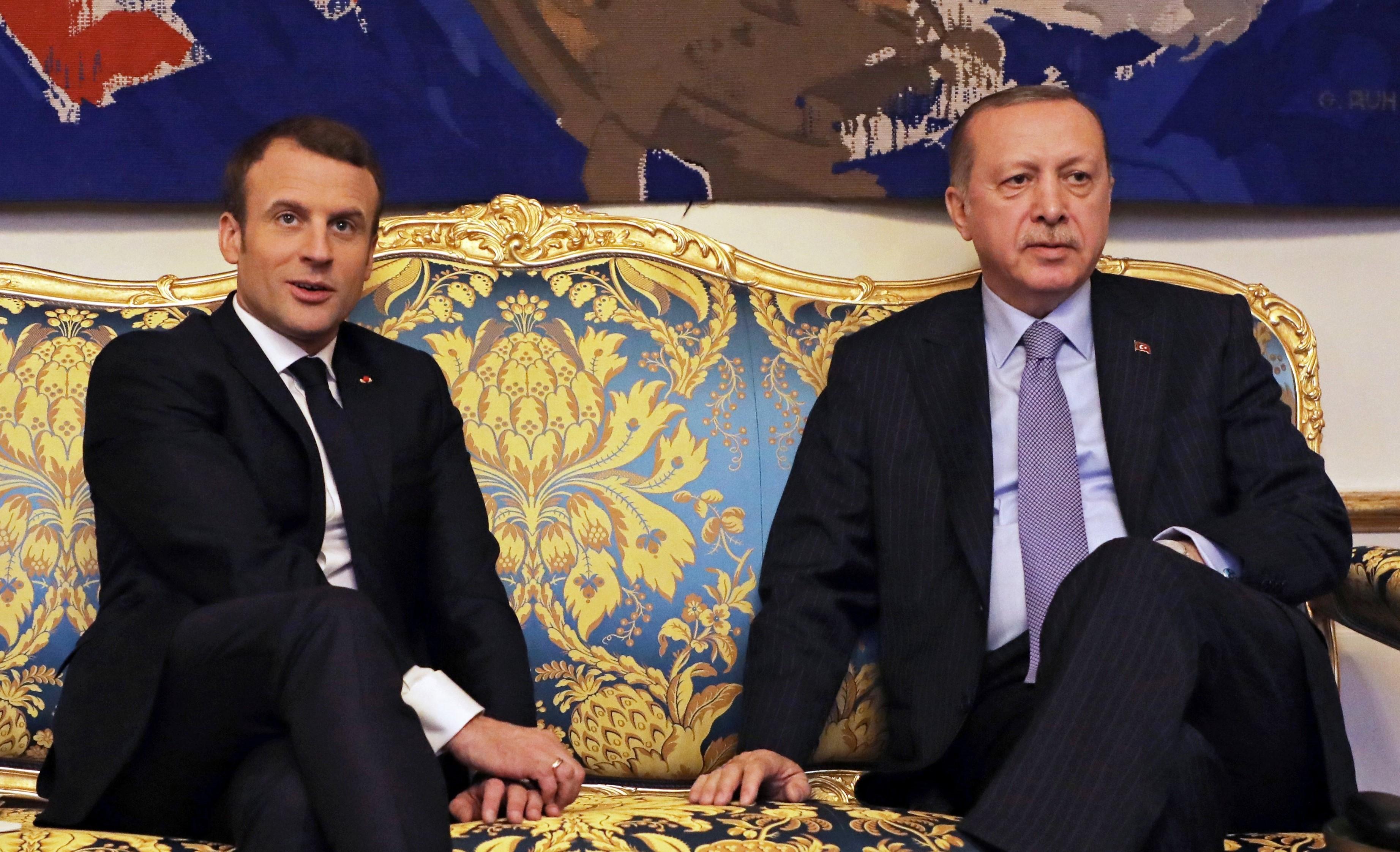 Vojni ugovor, ljuska prava i članstvo u EU u središtu razgovora Erdogana i Macrona