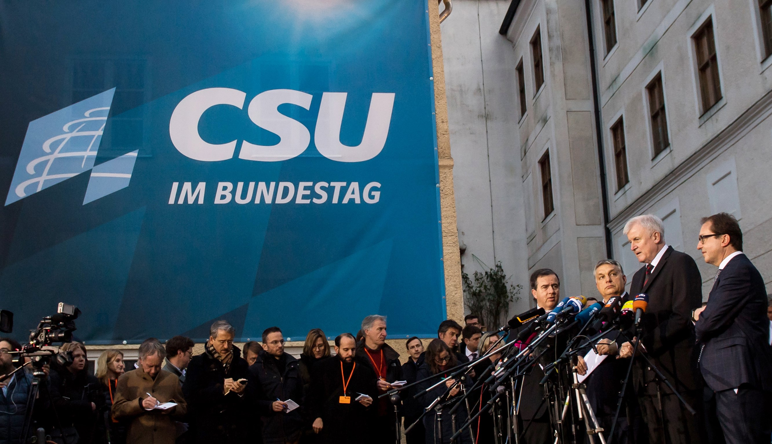 CSU traži manje migranata u Njemačkoj
