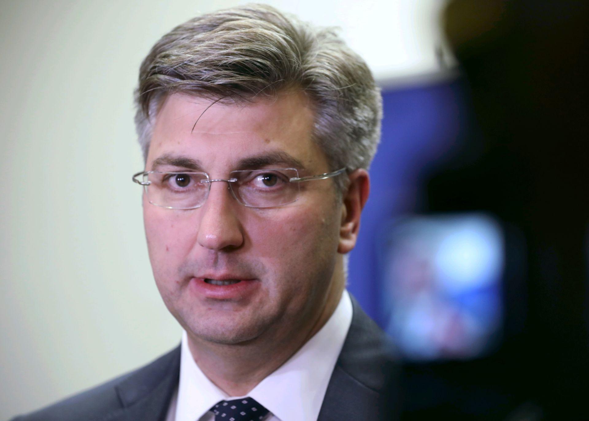 Plenkoviću se suprostavila i mladež HDZ-a