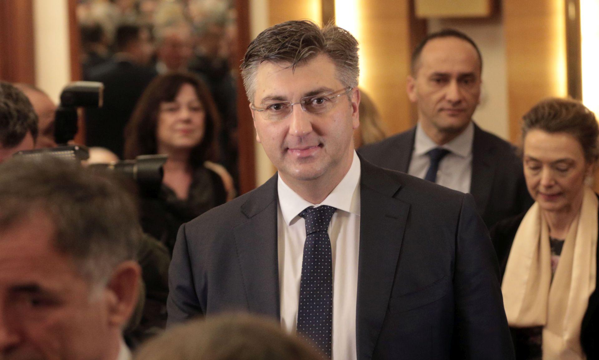 Čestitka predsjednika Vlade Plenkovića pravoslavnim vjernicima za Uskrs
