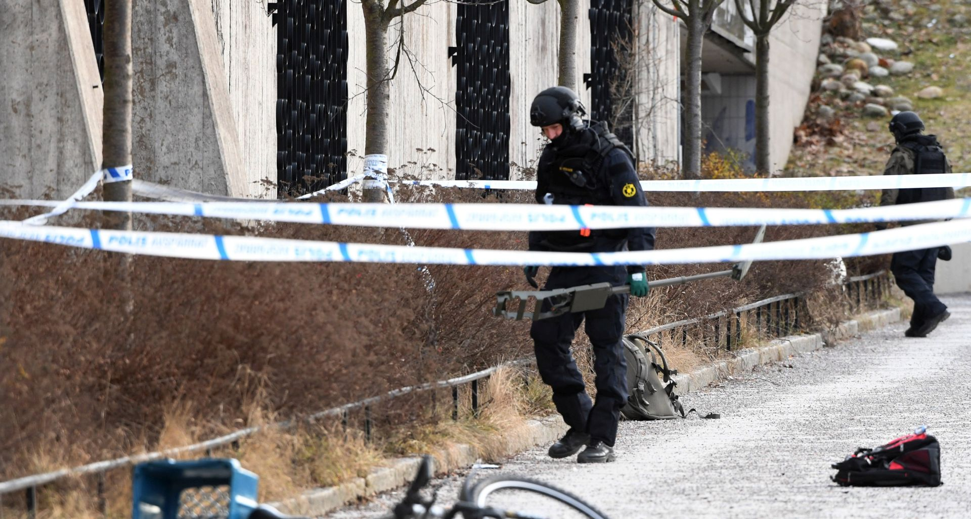 EKSPLOZIJA U STOCKHOLMU Muškarac preminuo u bolnici, žena ozlijeđena