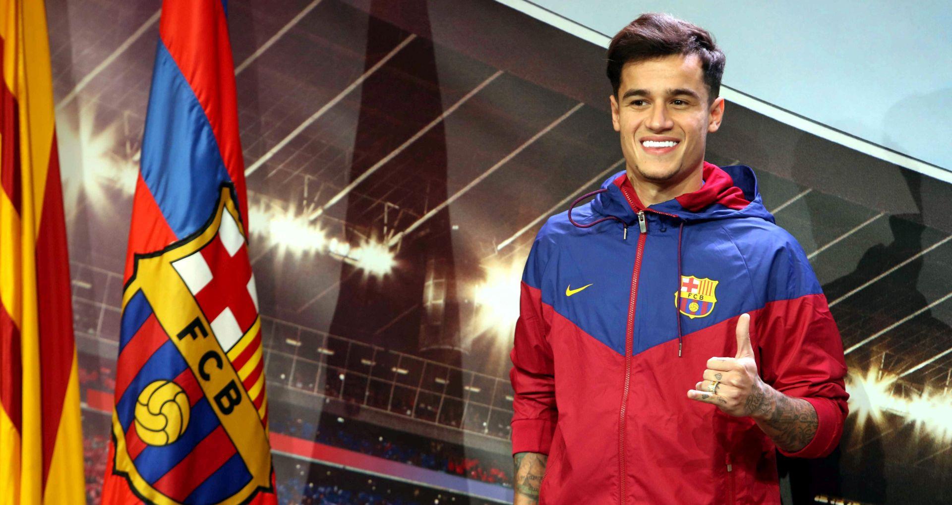 VIDEO: Coutinho i službeno predstavljen, izvan terena tri tjedna