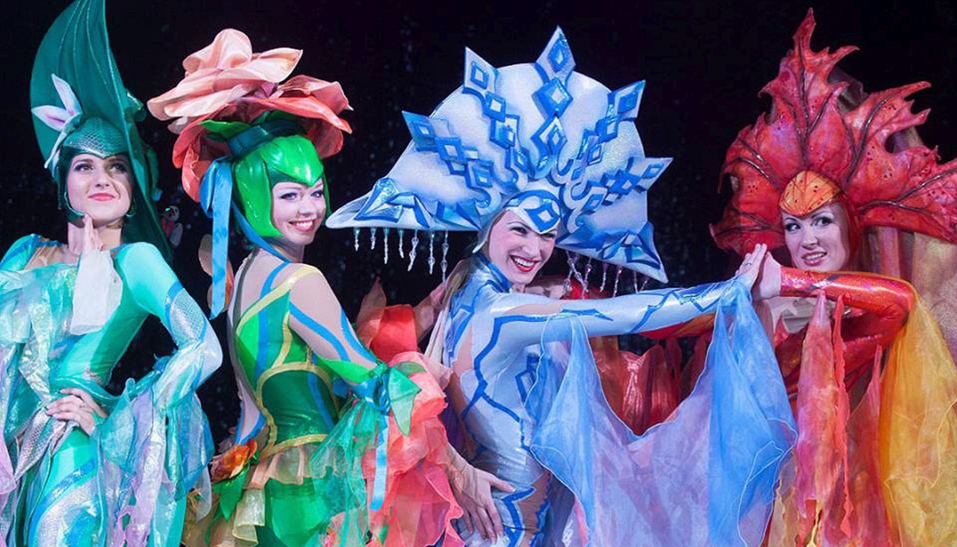 Moskovski cirkus na ledu 19. siječnja u Lisinskom