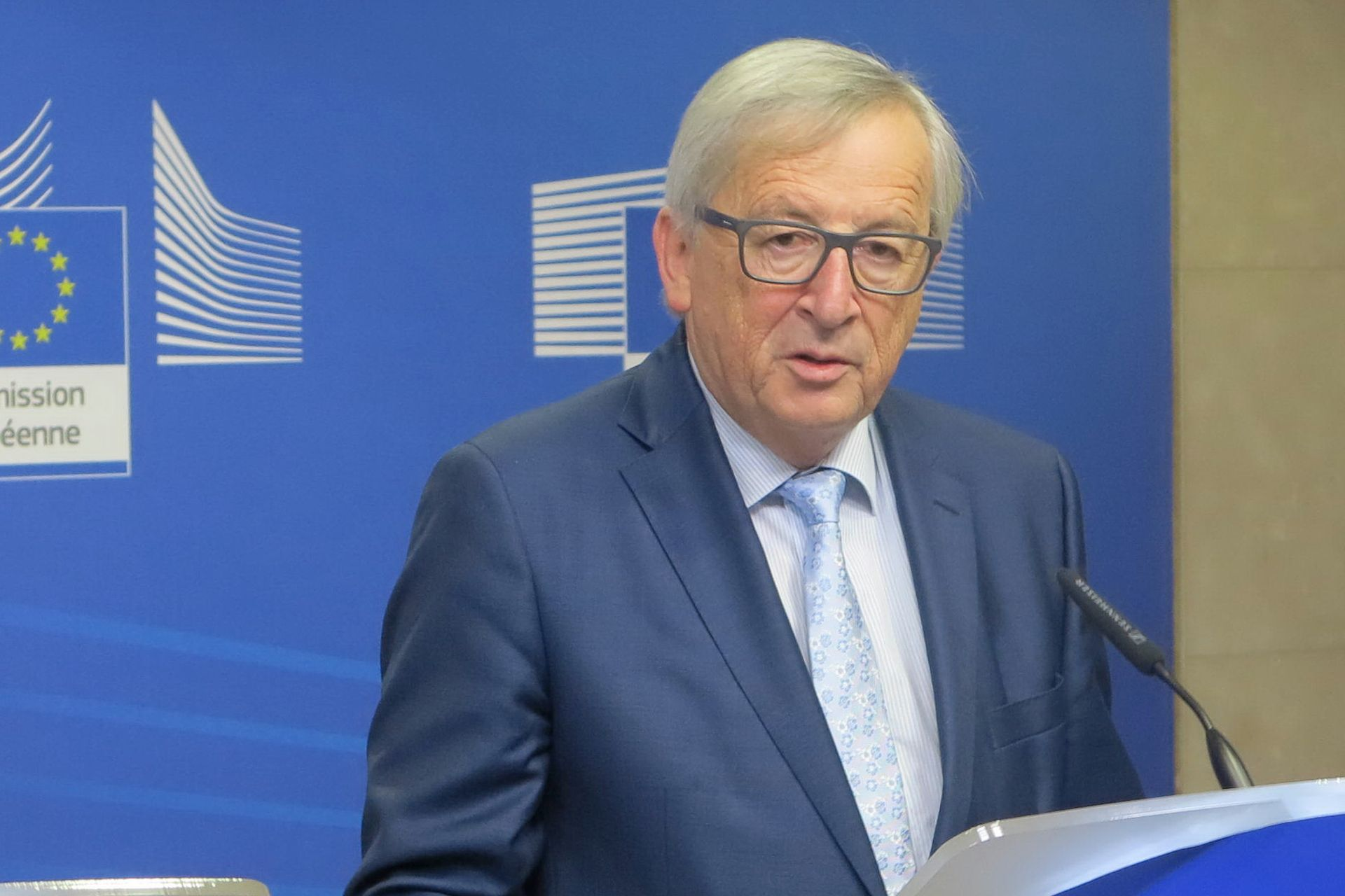 Juncker: EK će podržati gradnju Pelješkog mosta