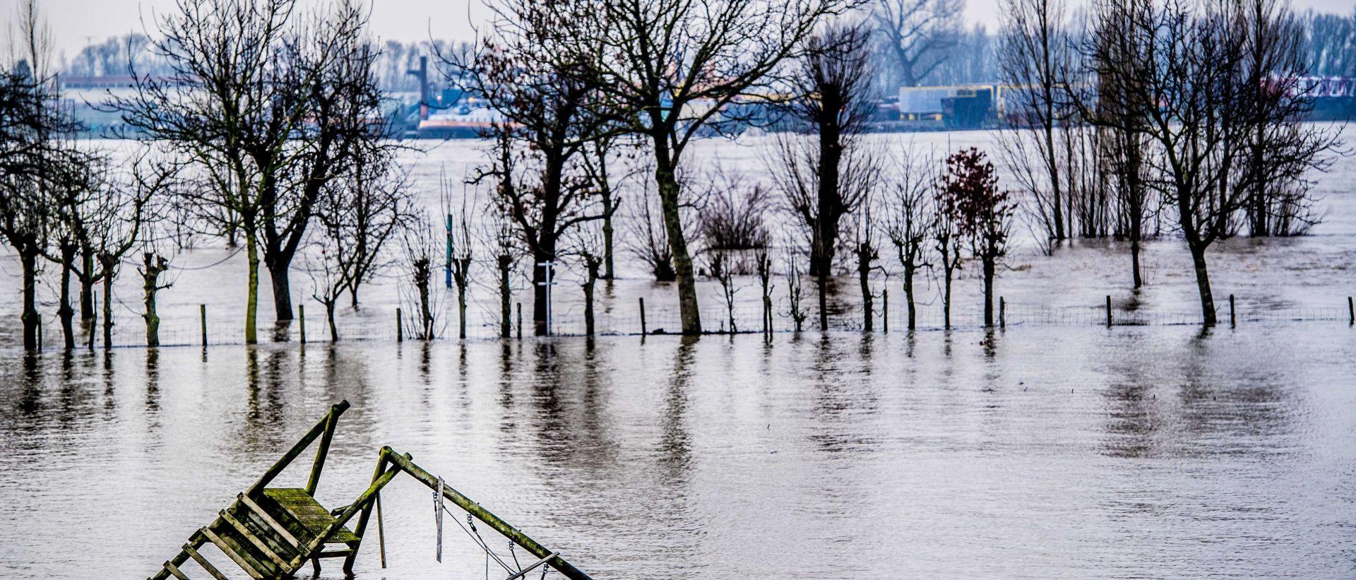 STUDIJA Poplave u Europi bit će sve učestalije