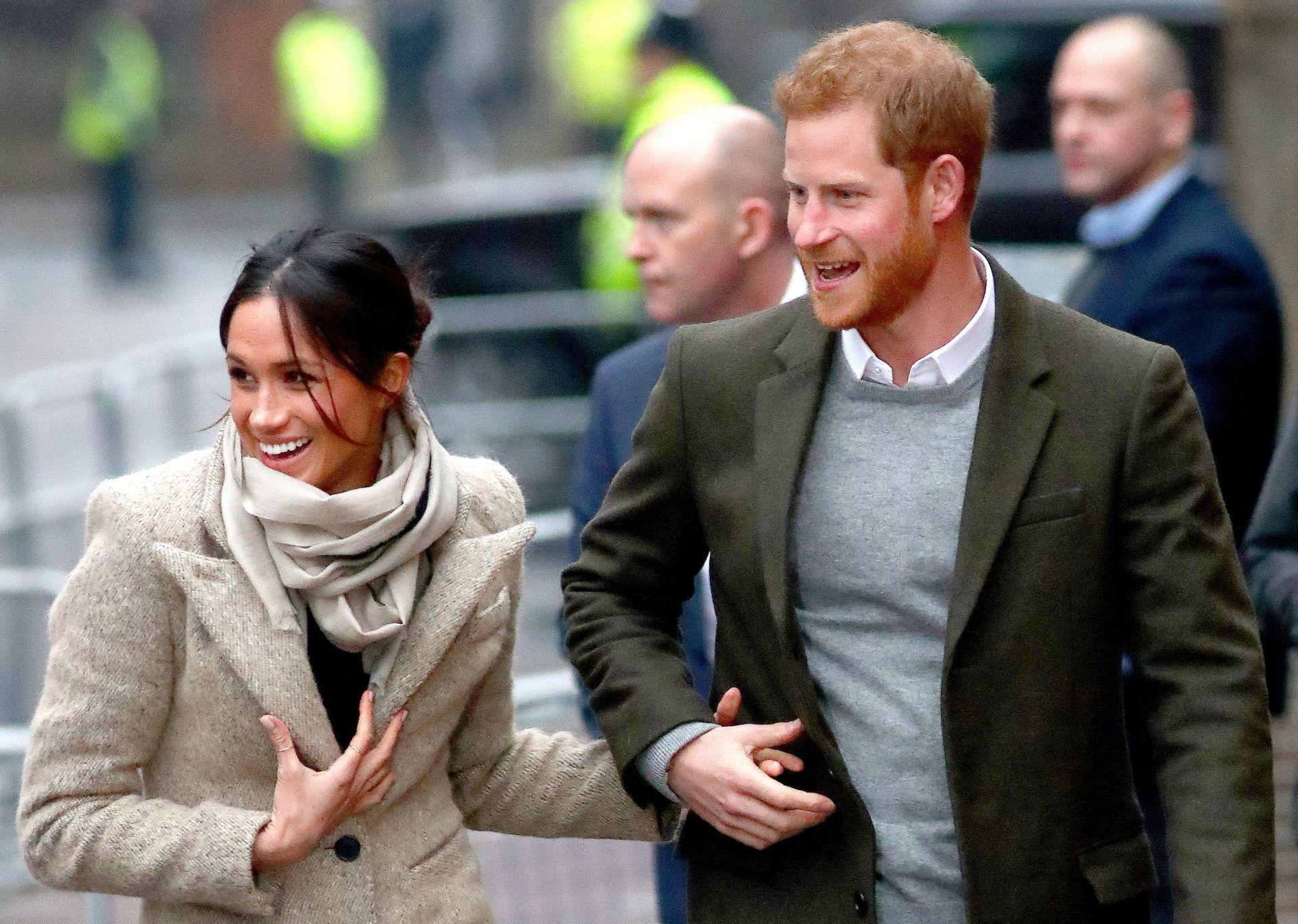 VIDEO: Meghan Markle i princ Harry na Dan žena posjetili Birmingham
