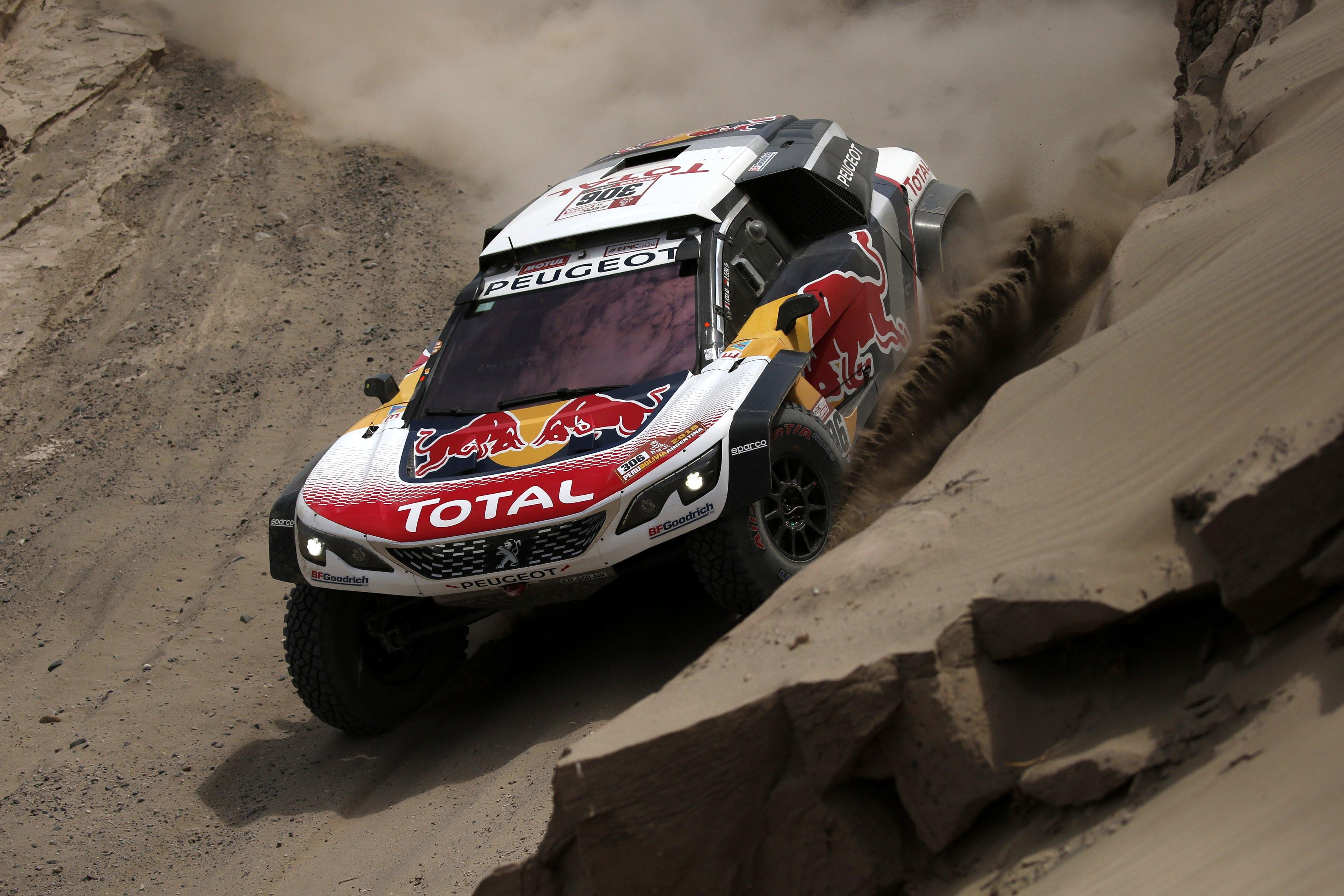 Carlos Sainz osvojio Dakar
