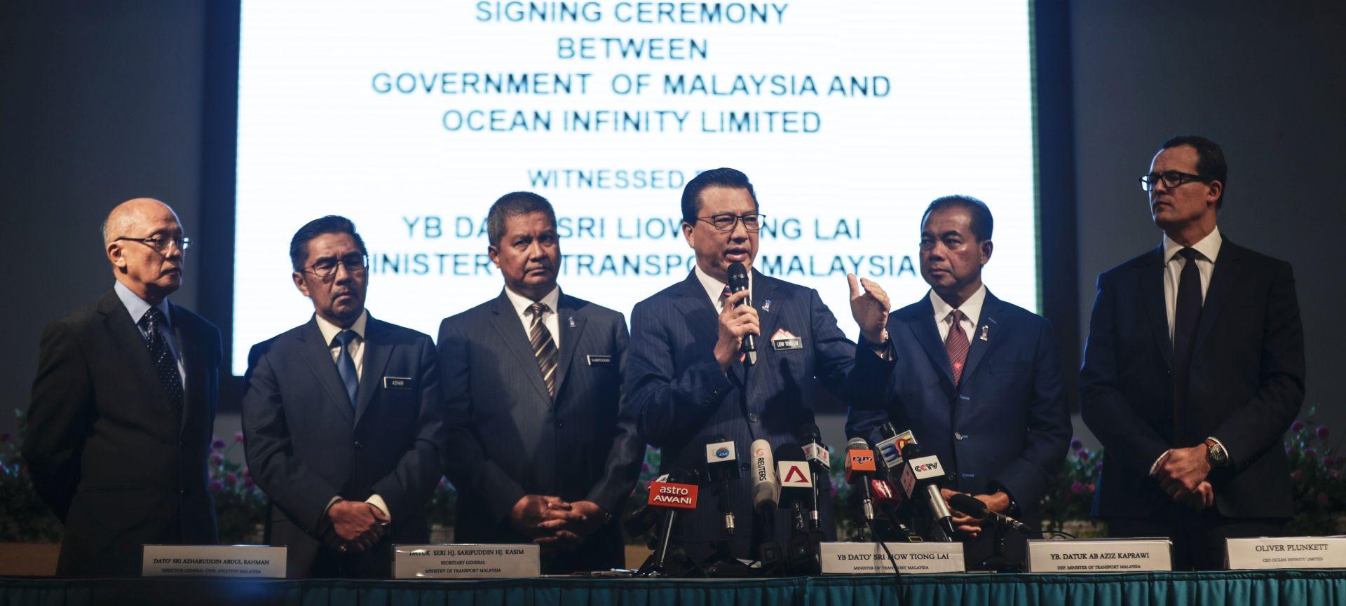 Malezija nastavlja potragu za nestalim zrakoplovom MH370