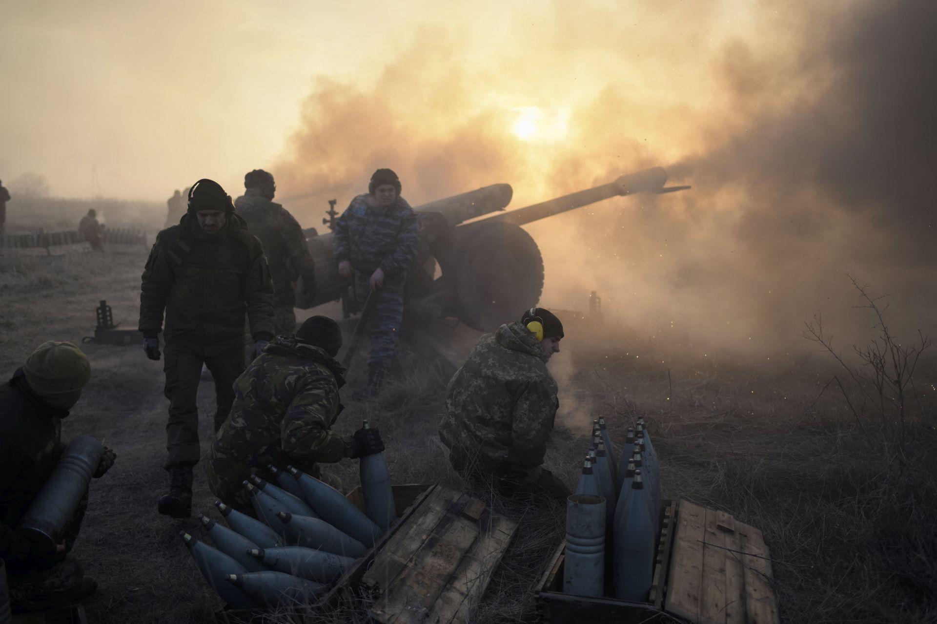 Rusija optužuje Ukrajinu da priprema novi rat