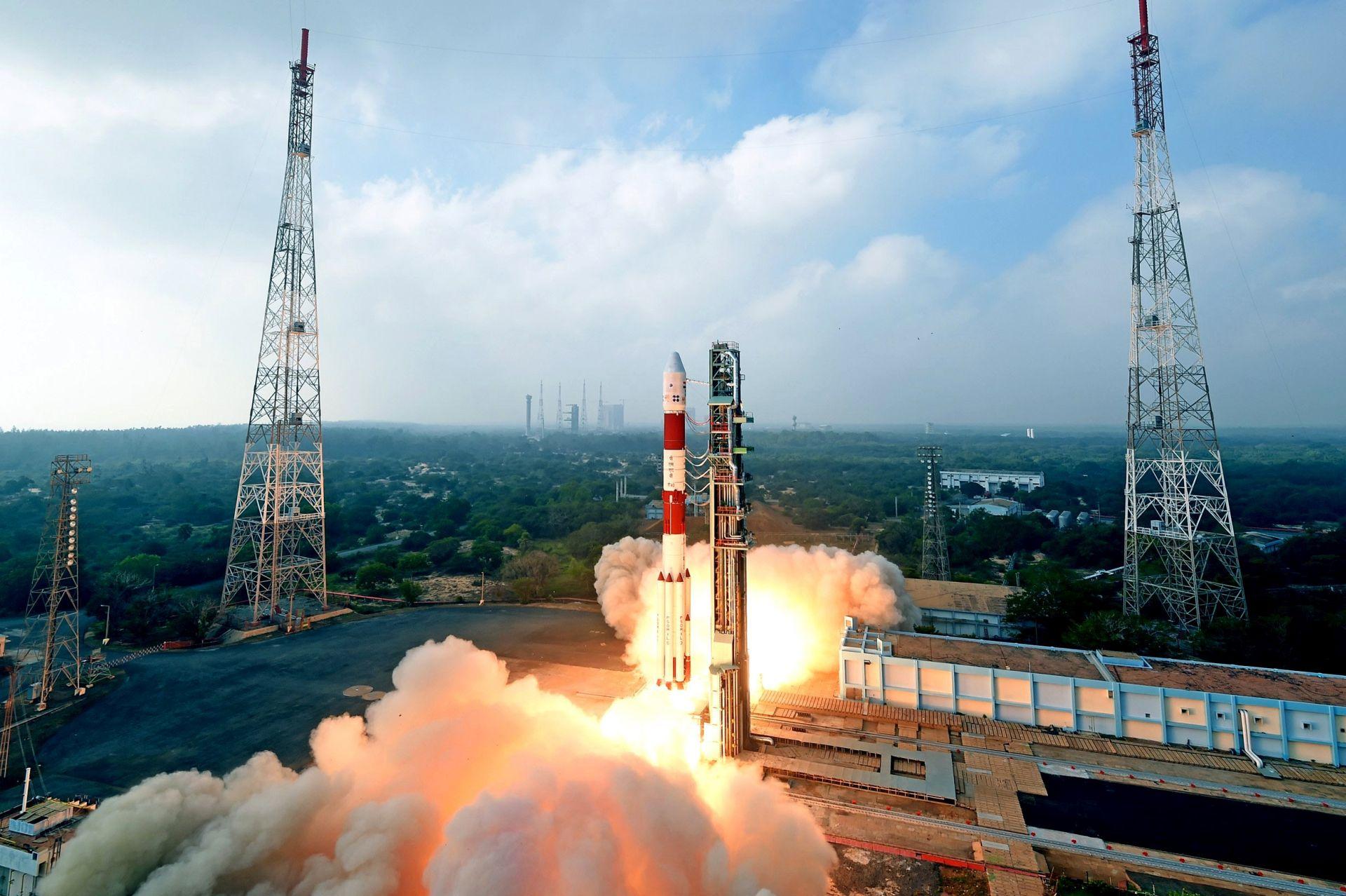 Indijski svemirski program sve jači