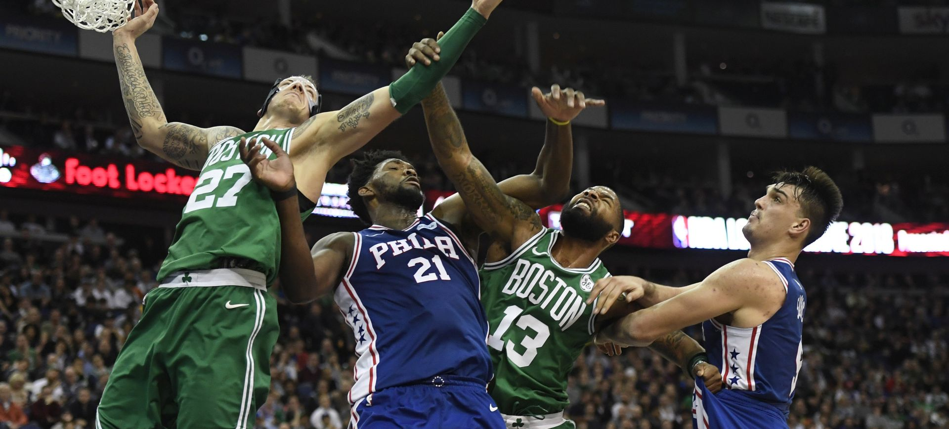 NBA Philadelphia nadoknadila 24 razlike za pobjedu protiv Miamija