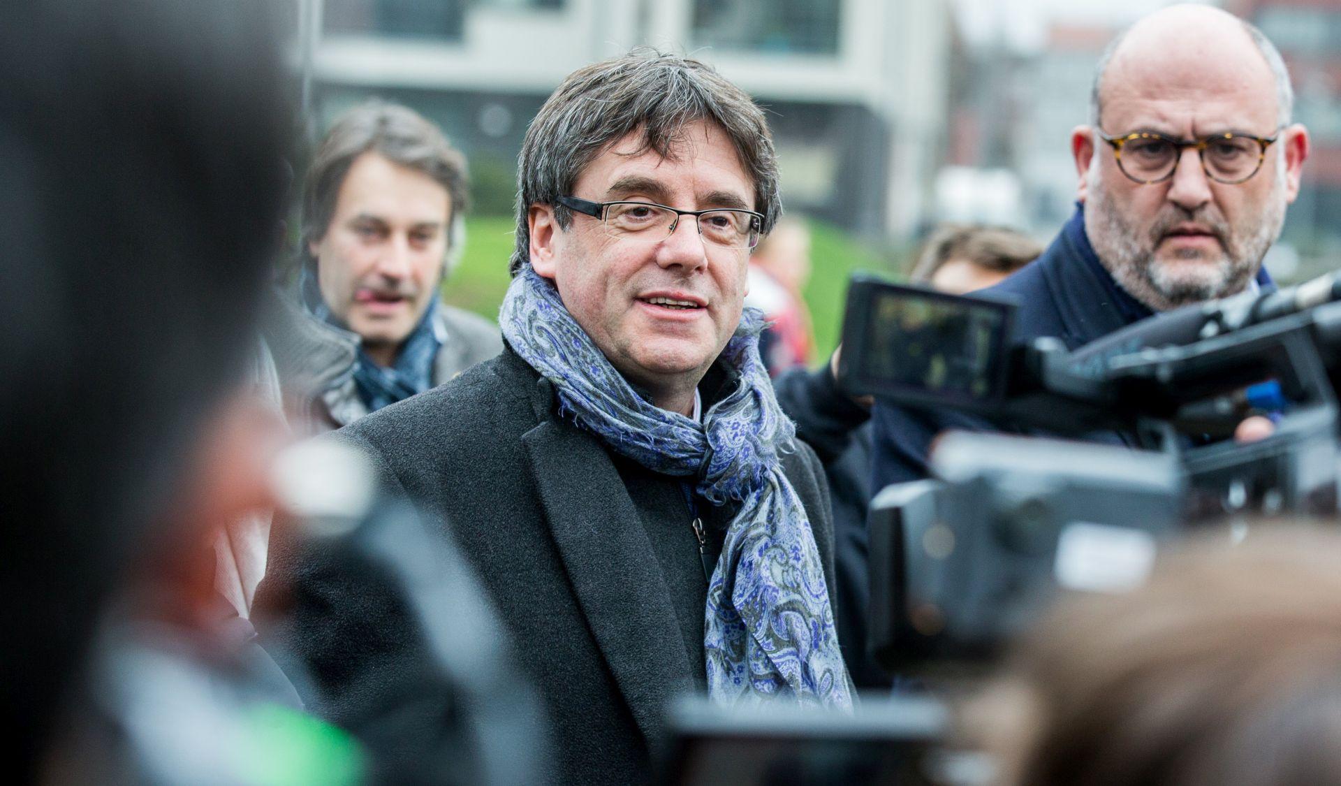 Puigdemont kandidat za predsjednika katalonske vlade