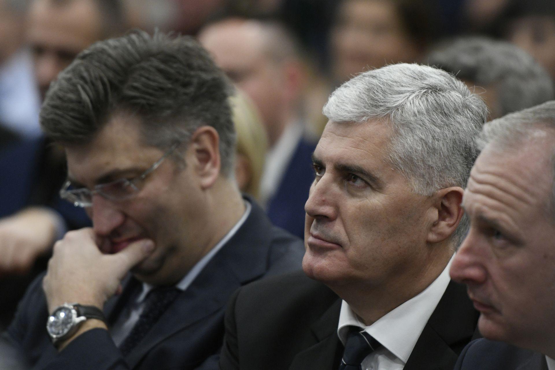 Čović: Sudbina BiH rješava se u idućih godinu-dvije