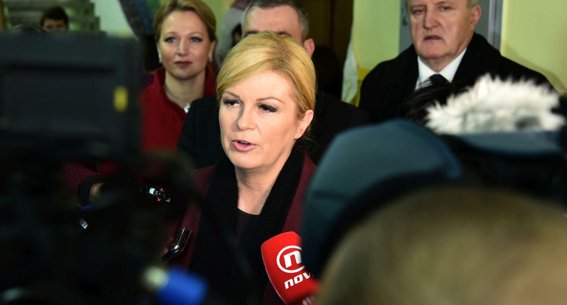 Predsjednica komentirala izvješće Europske komisije