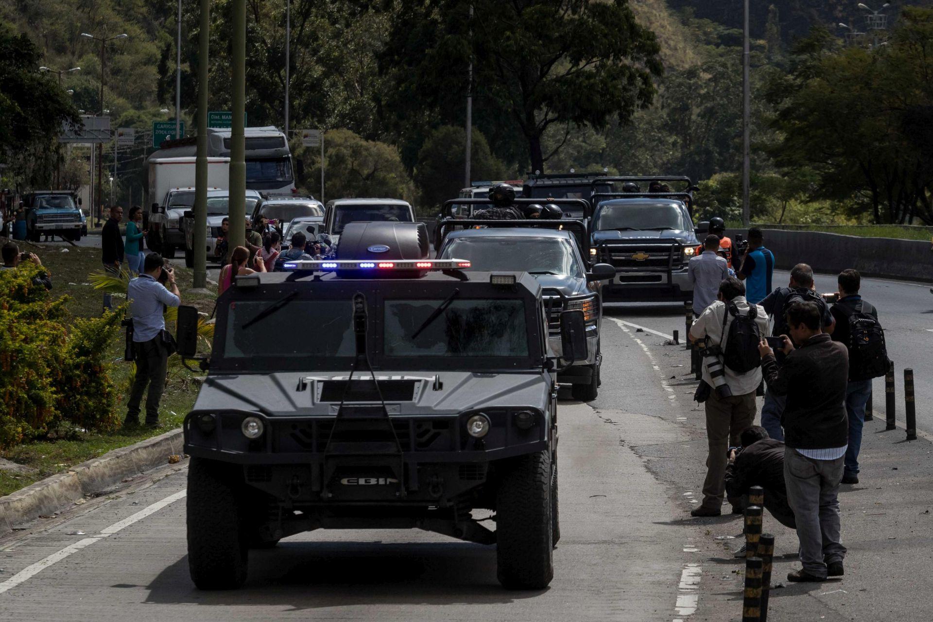 Opet neredi u Venecueli, nekoliki poginulih