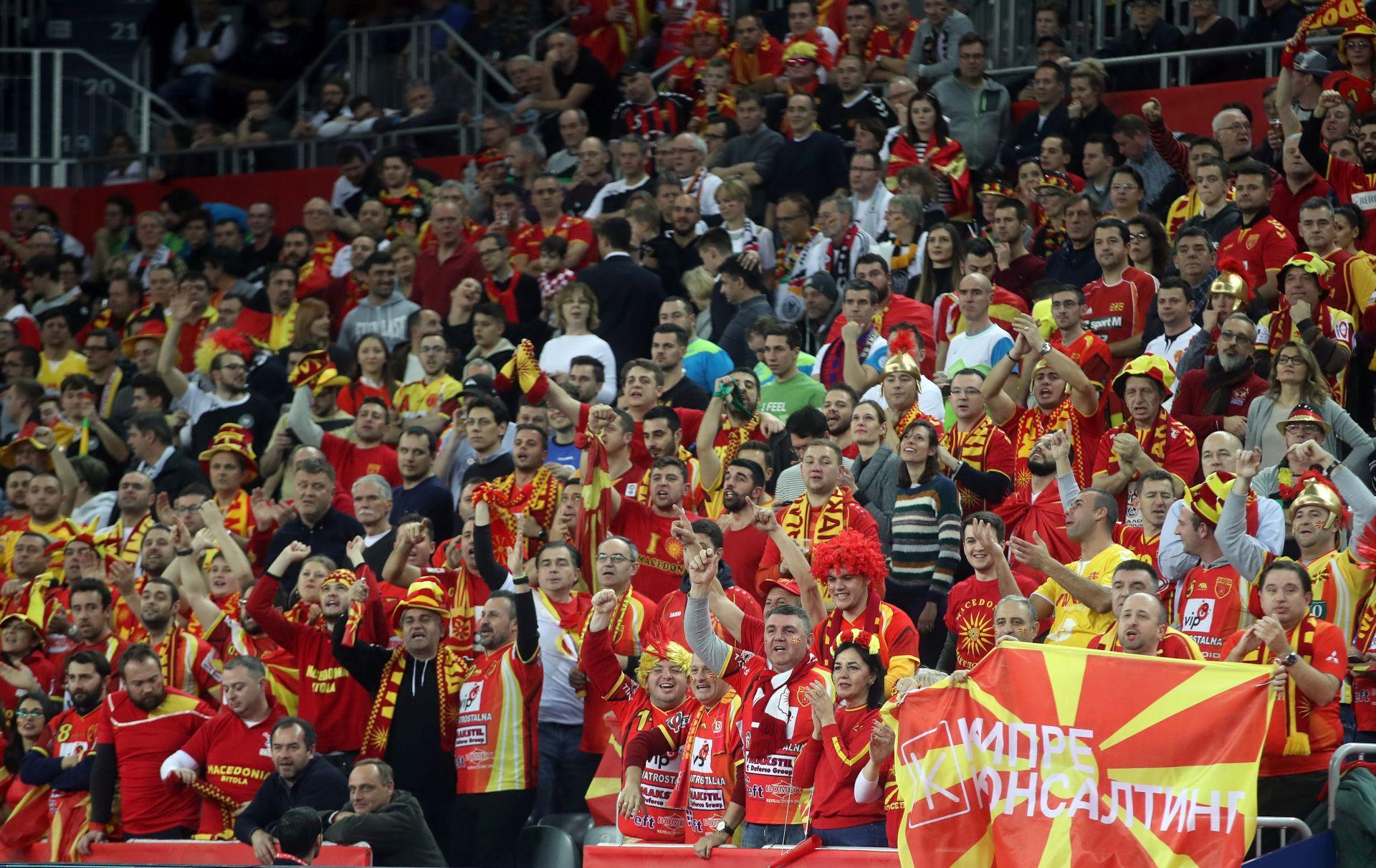 Napadnuti crnogorski navijači?