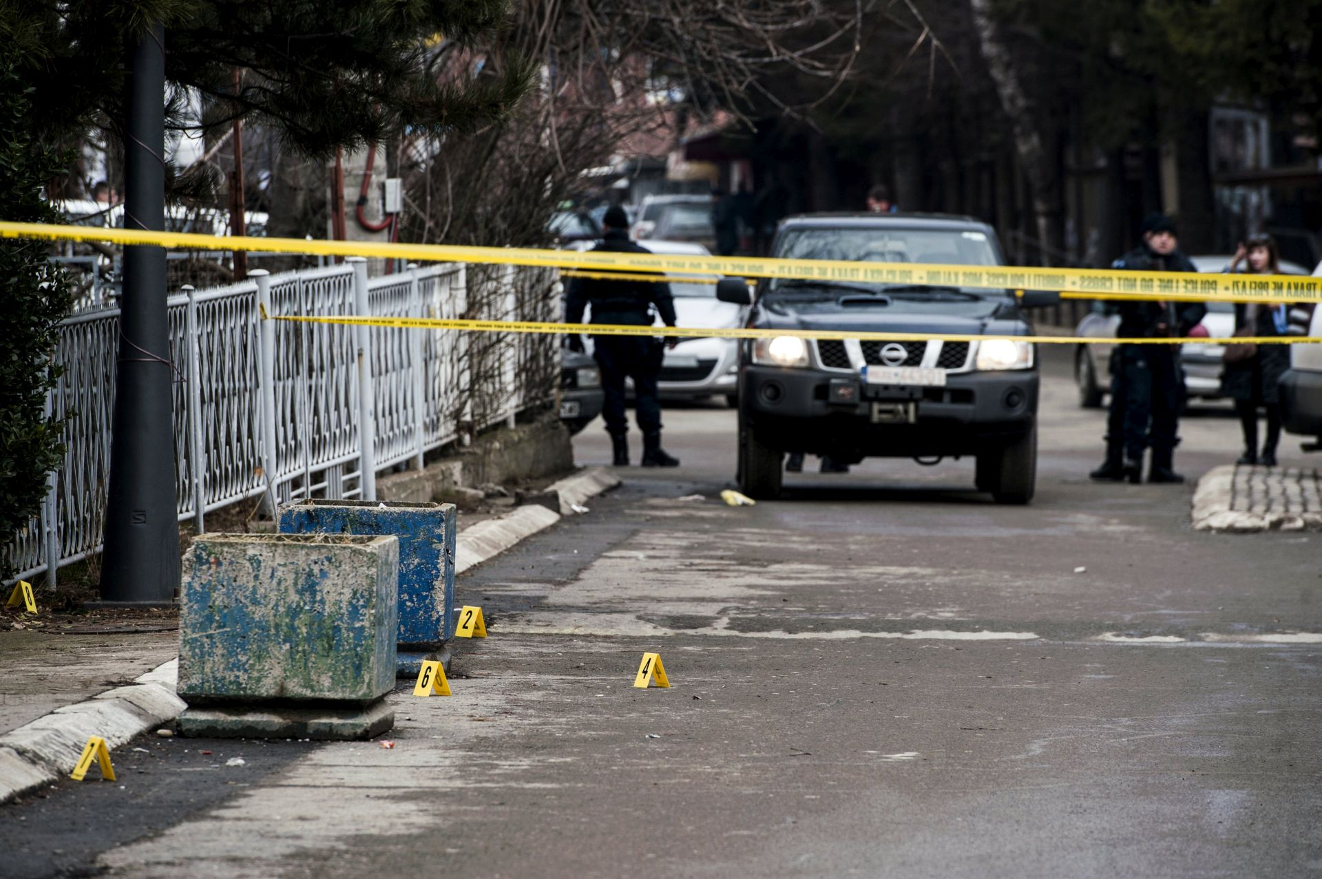 Međunaordni dužnosnici pozivaju na mir na Kosovu
