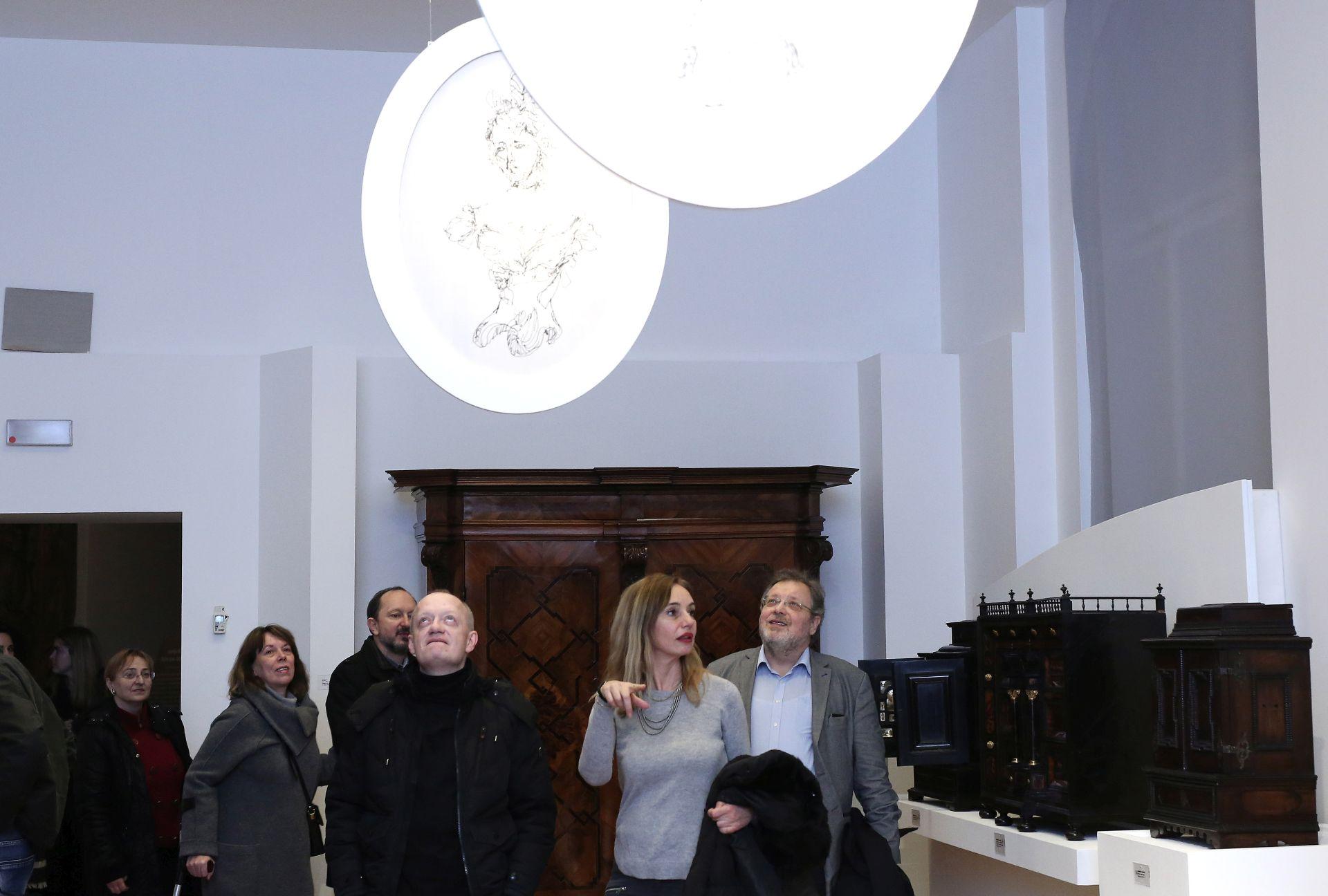 Izložba japanske umjetnice Akiko Sato otvorena u MUO