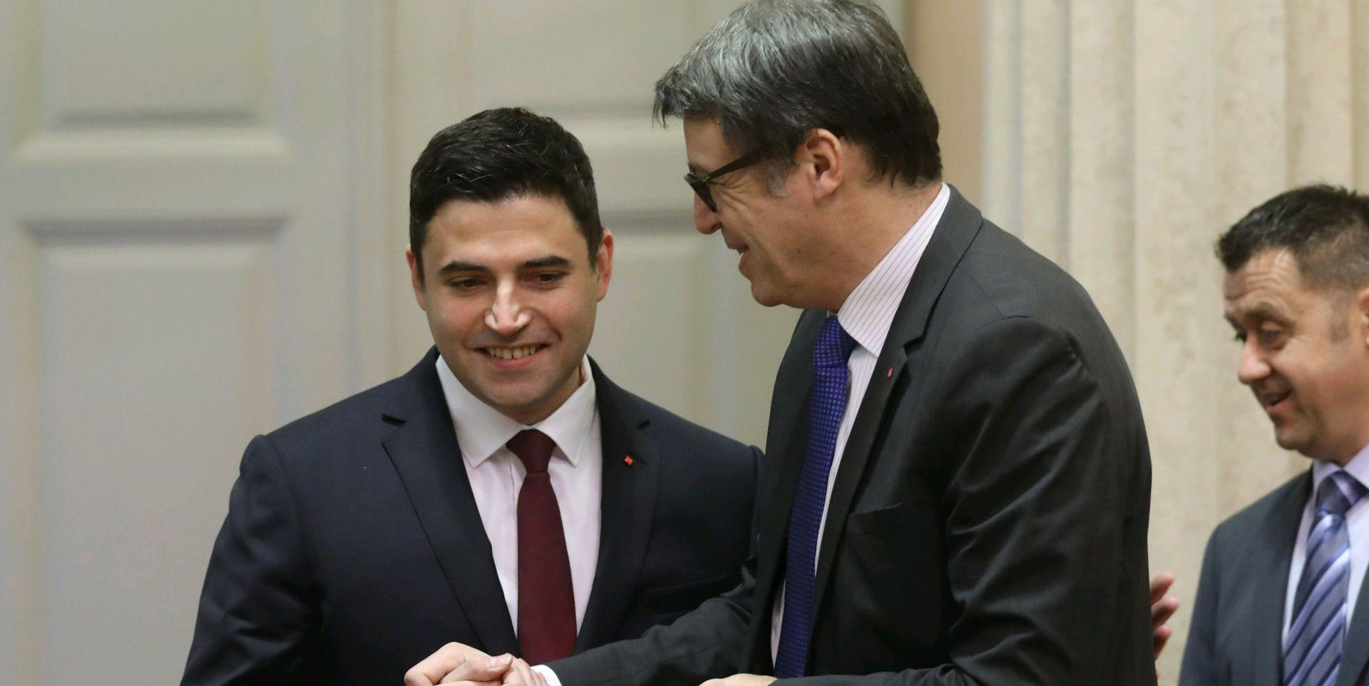 'SDP nije formirao vladu u sjeni'
