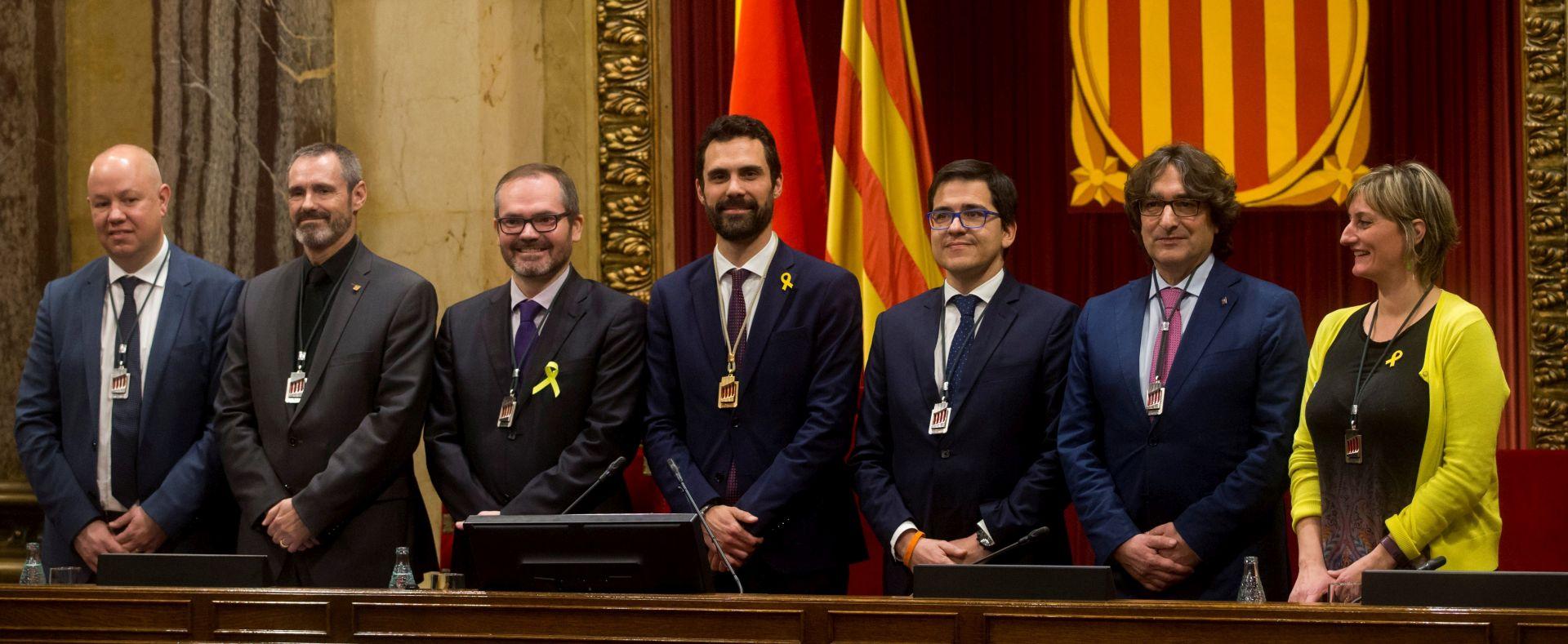 Burni dani pred Katalonijom