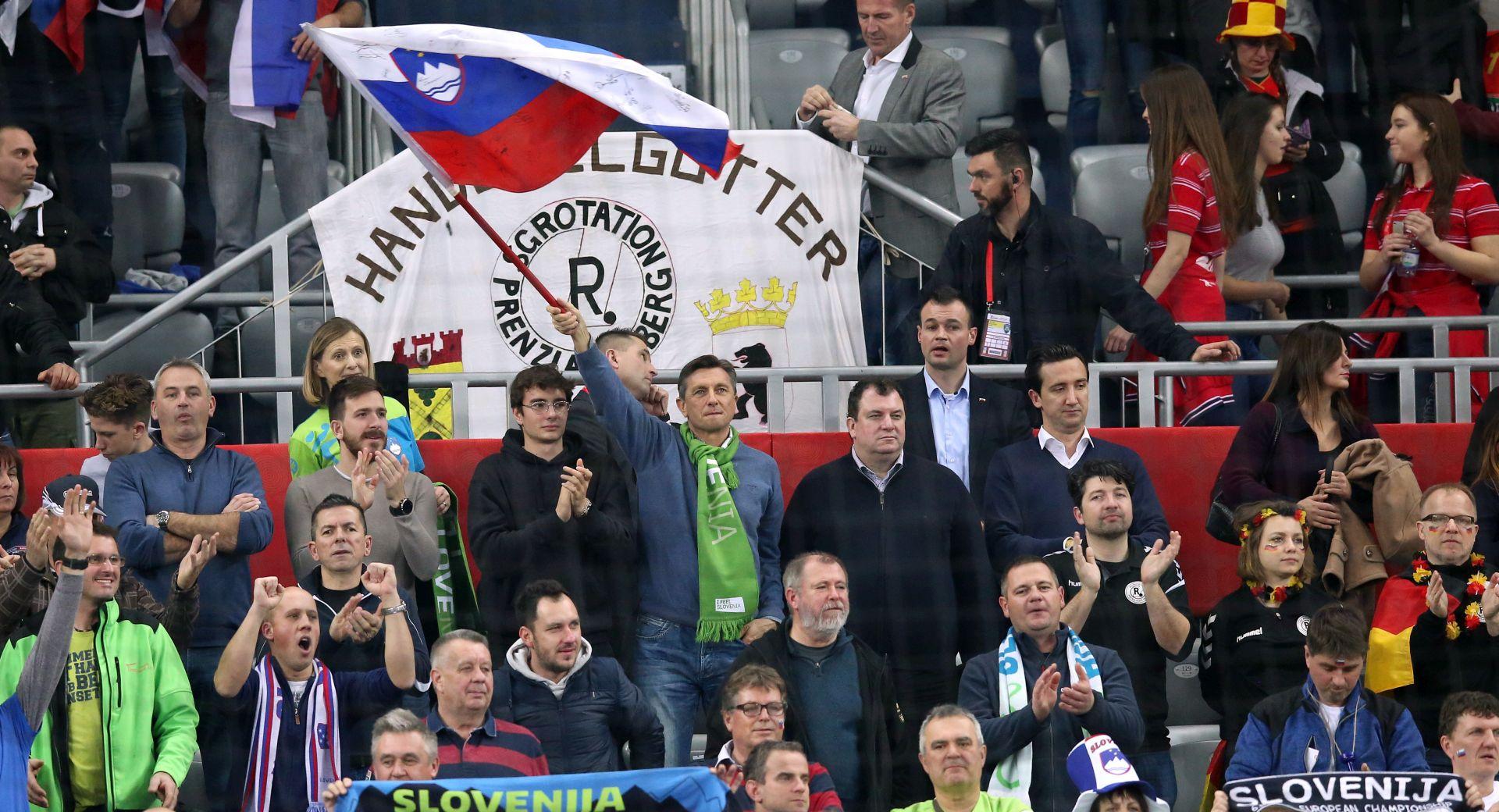 Euro 2022. za rukometaše u Mađarskoj i Sloveniji