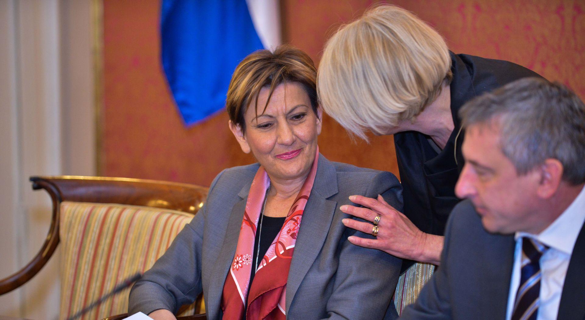 Sabor o povjerenju Martini Dalić