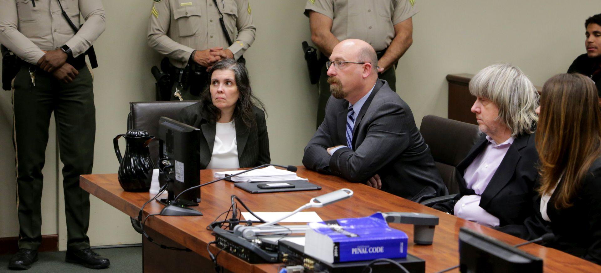 Objavljeni detalji mučanja djece u kalifornijskoj 'kući užasa'