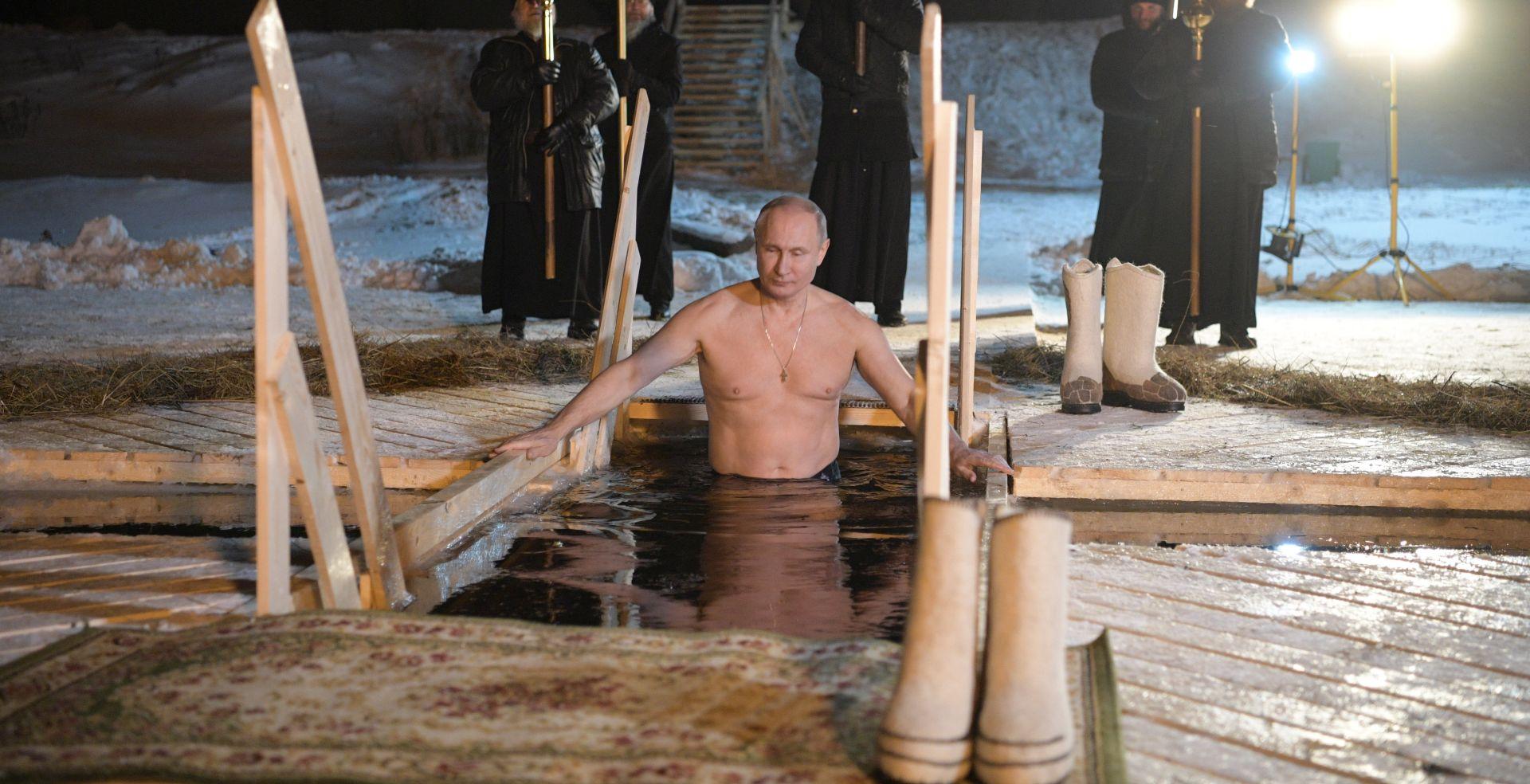 """RUSIJA: """"Odlučno ćemo odgovoriti na američke sankcije"""""""