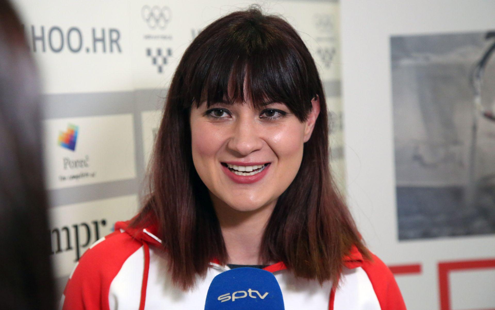 DARIA OBRATOV 'Ostvarila sam svoj olimpijski san'