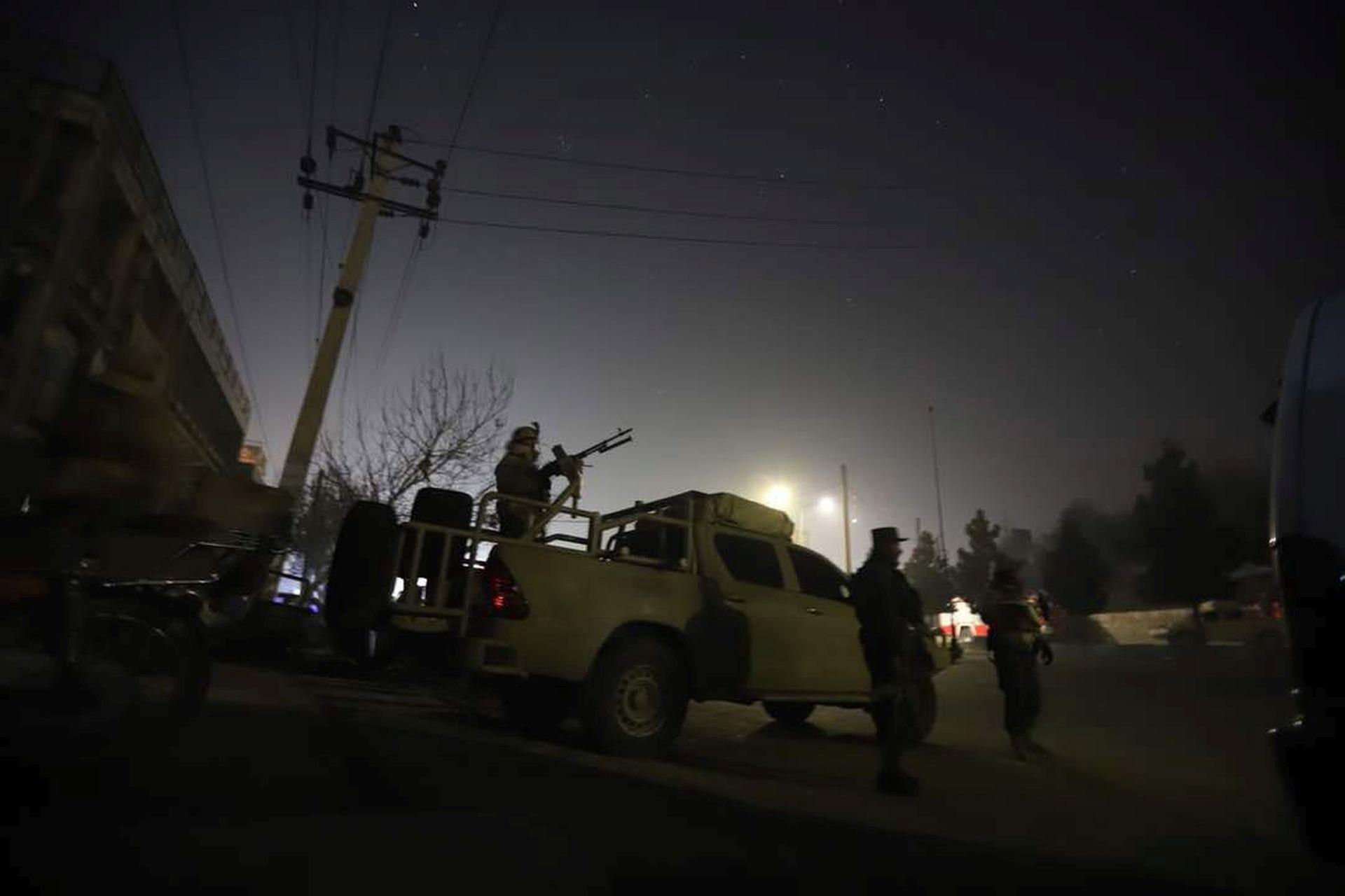 Napad na hotel Intercontinental u Kabulu