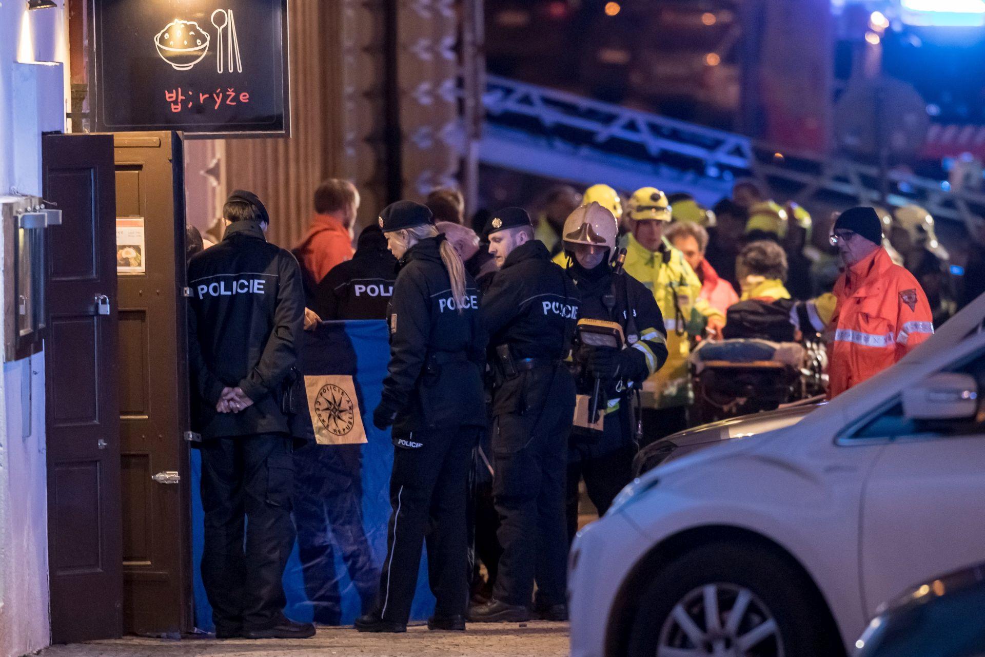 Četiri osobe poginule u požaru hotela u Pragu